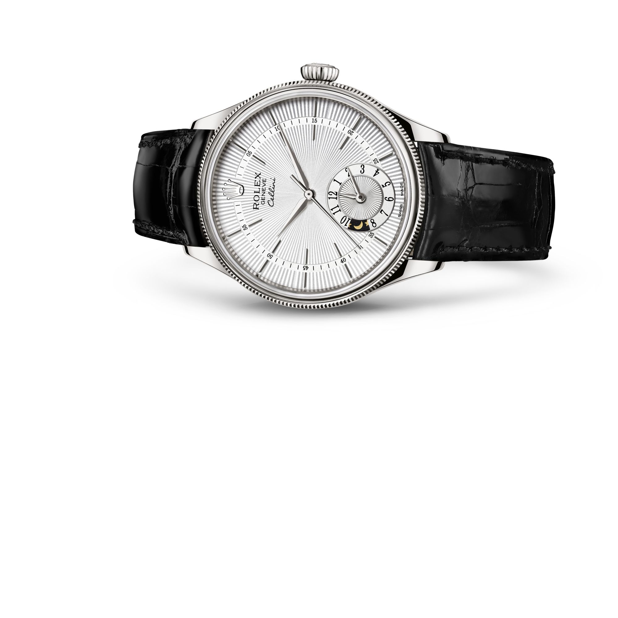 Rolex Cellini Dual Time M50529-0006