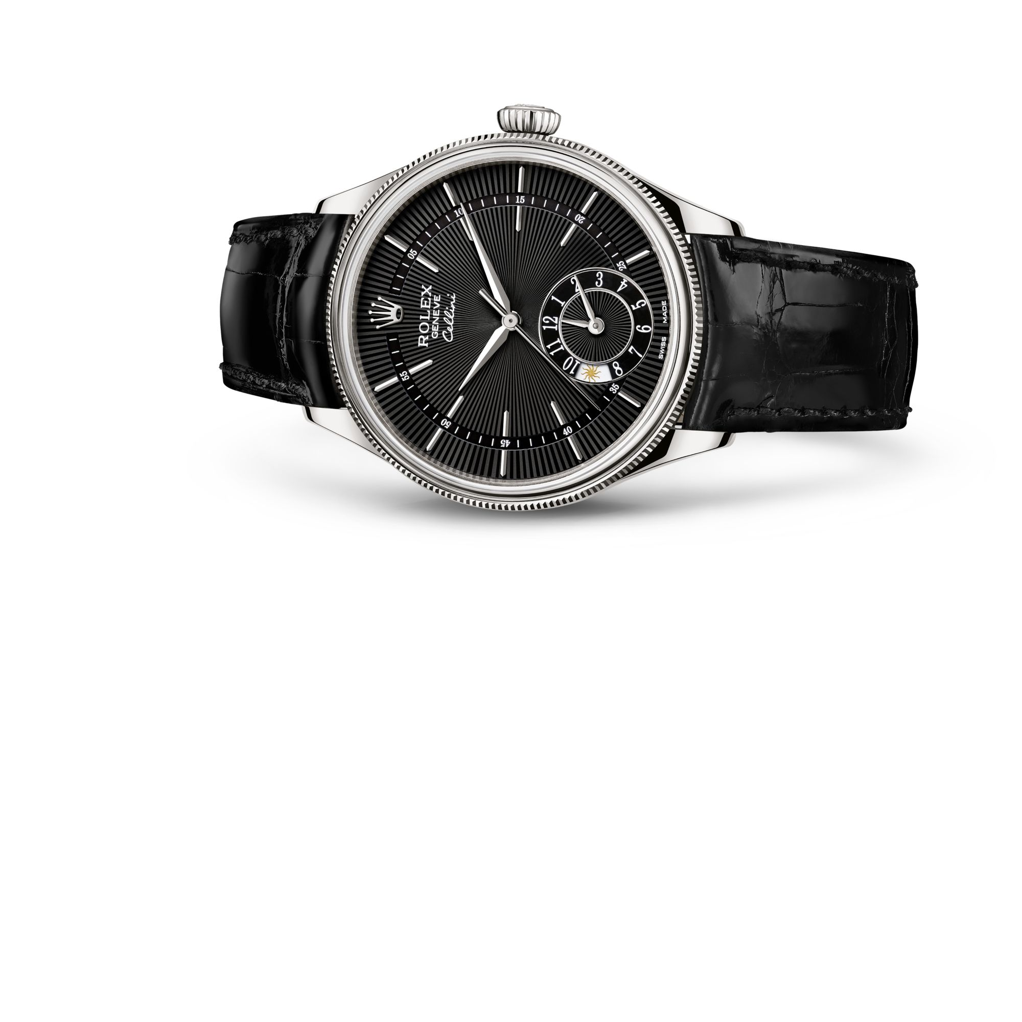 Rolex Cellini Dual Time M50529-0007