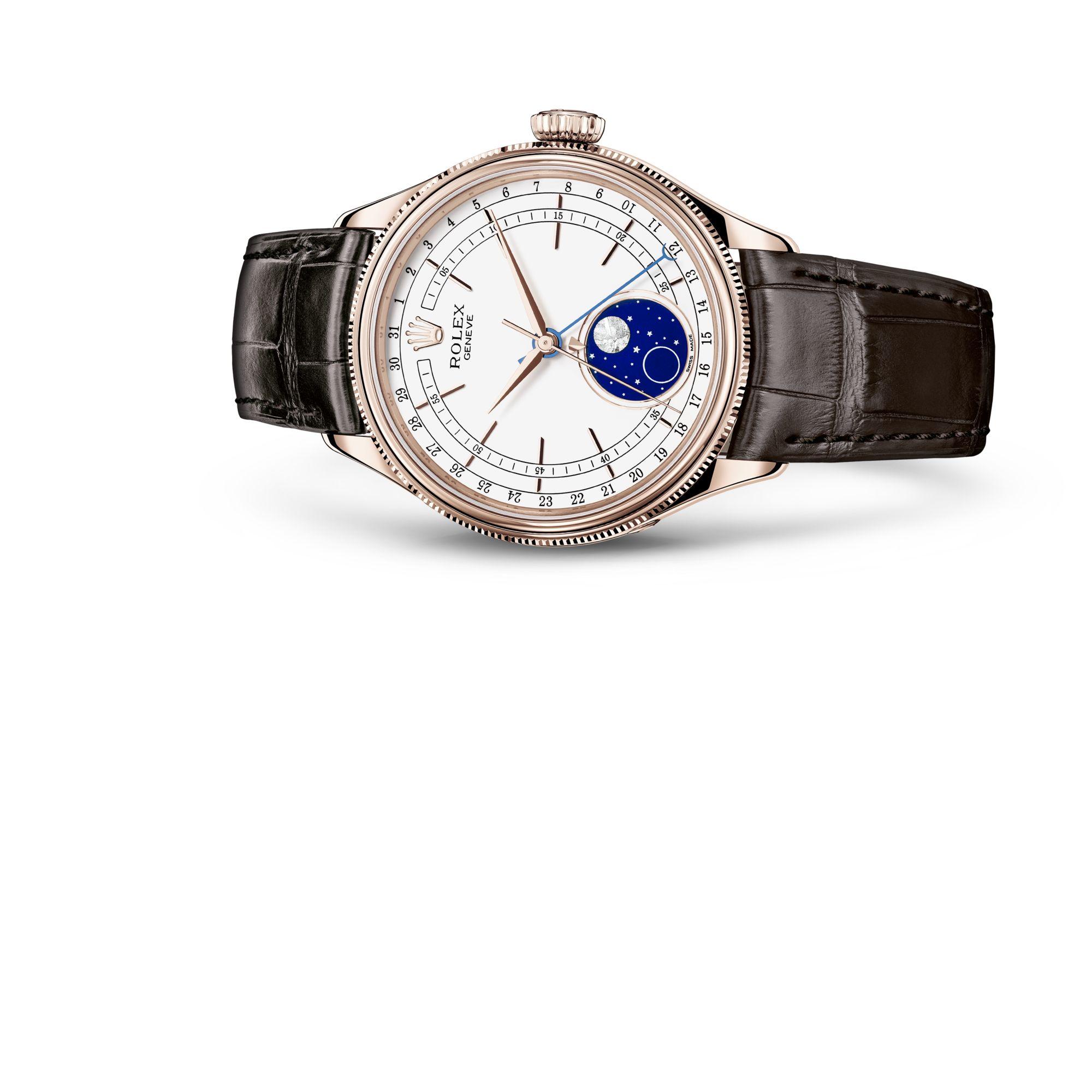 Rolex Cellini Moonphase M50535-0002