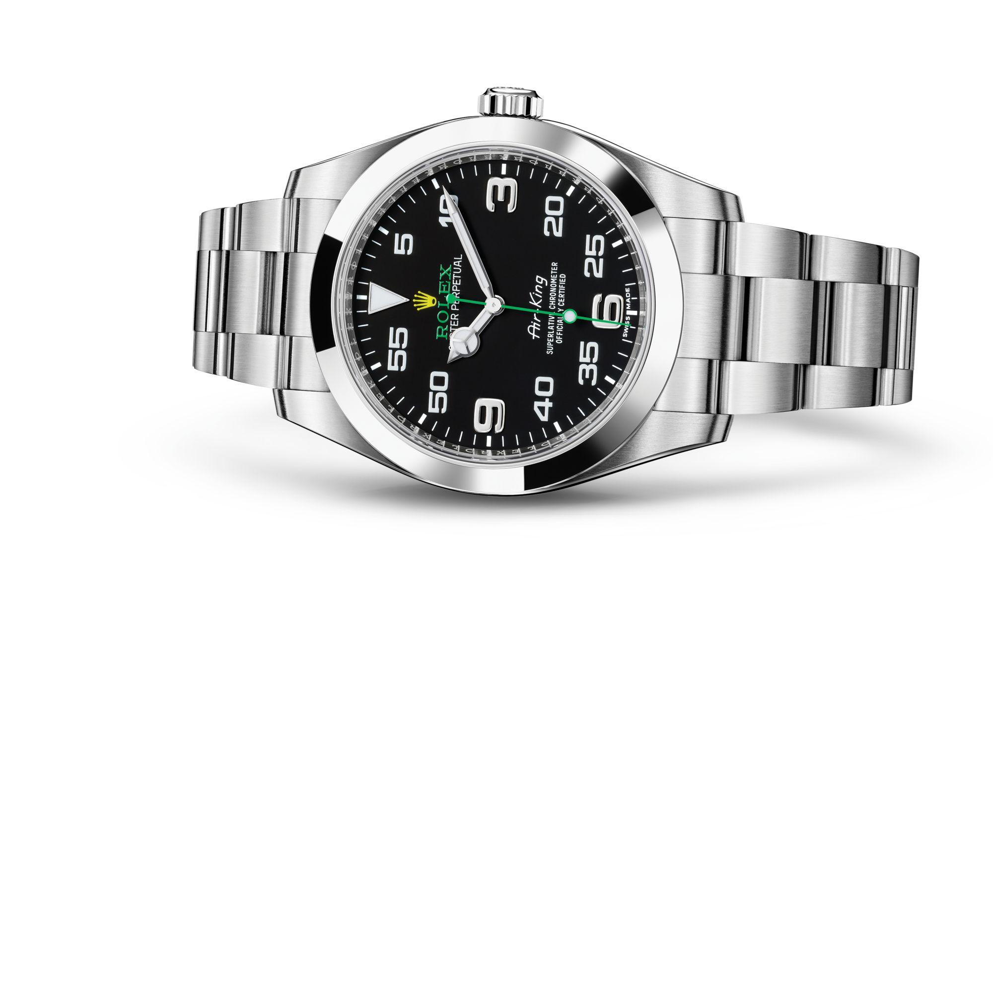 "Rolex <span lang=""en"">Air-King</span> M116900-0001"