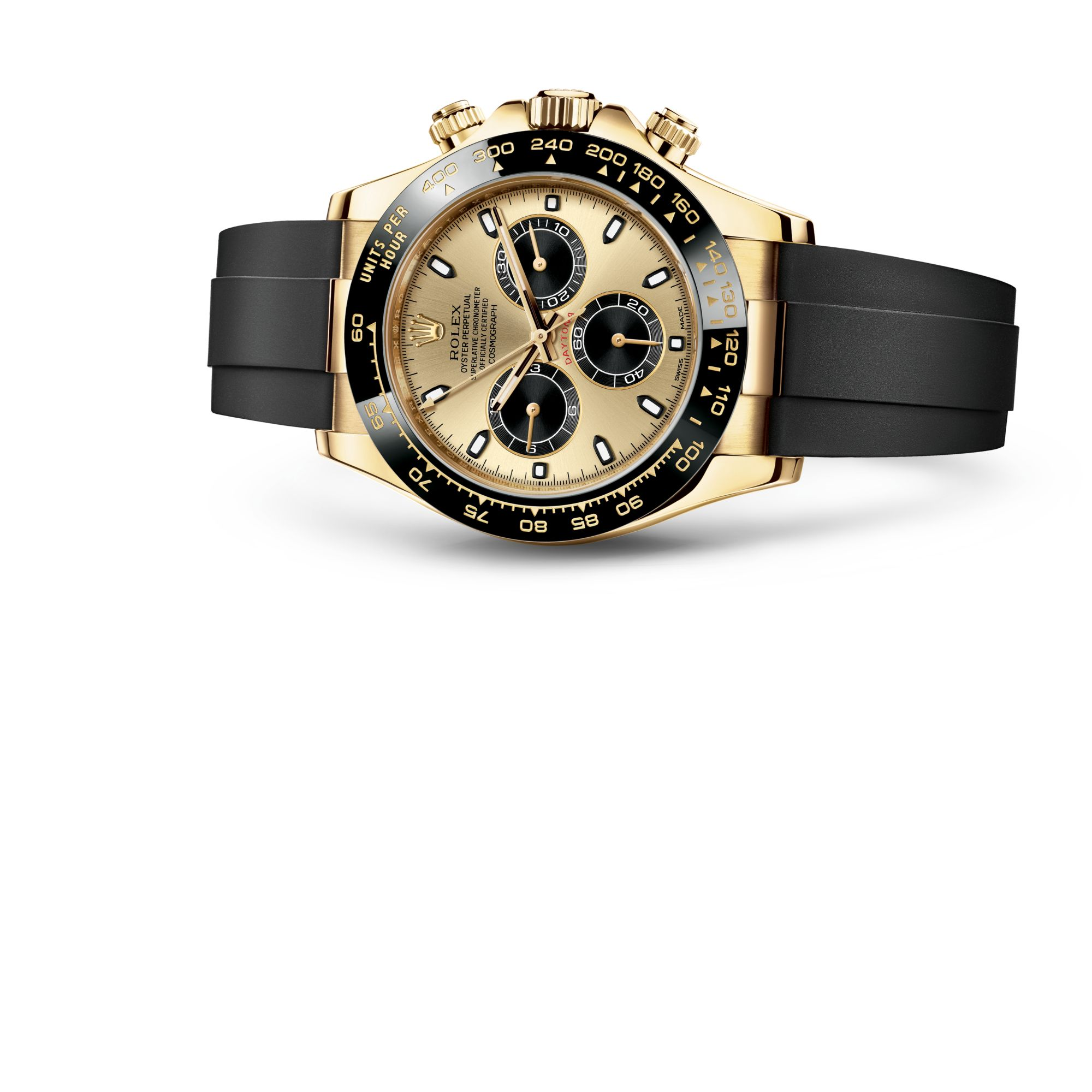 Rolex كوزموغراف دايتونا M116518LN-0040
