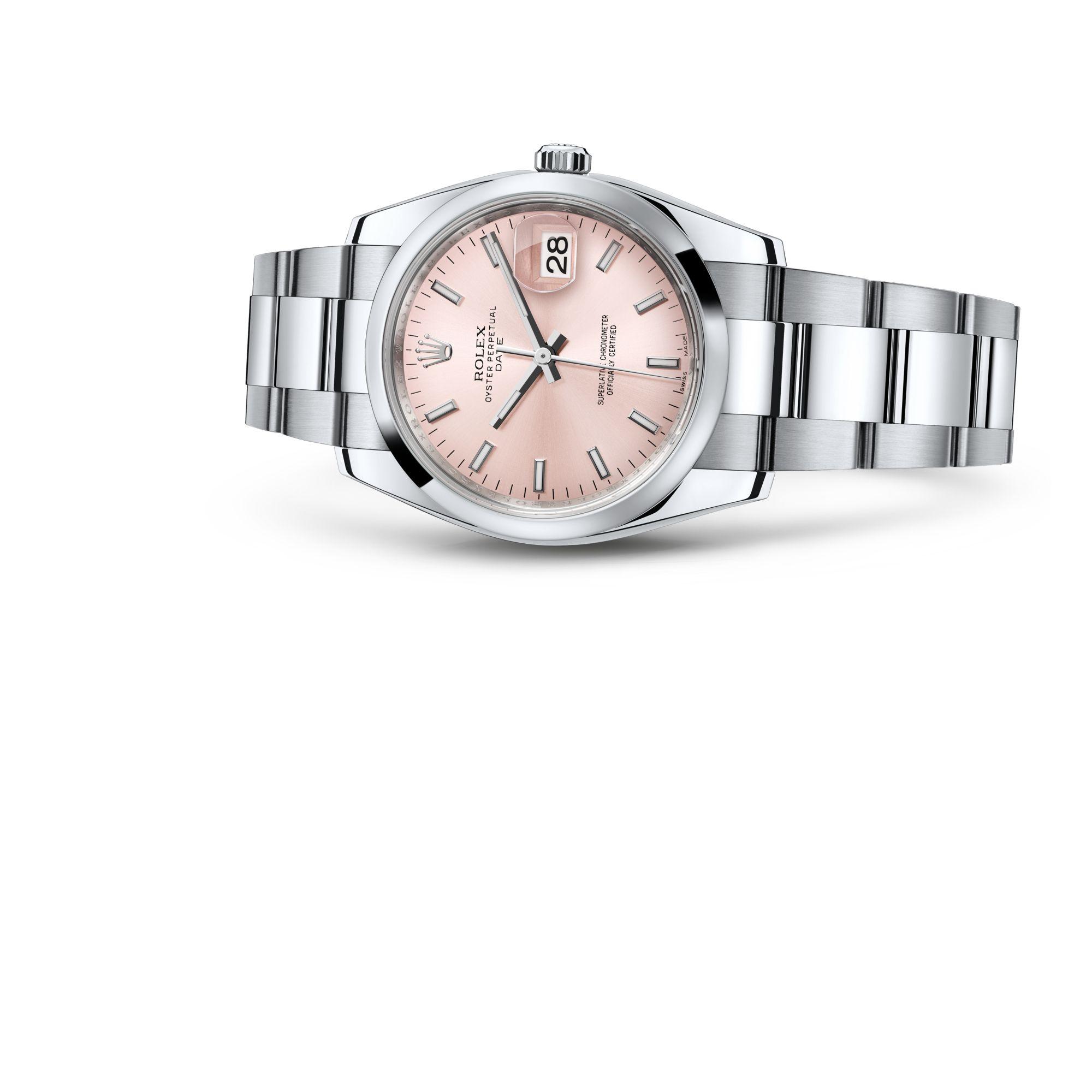 Rolex Date 34 M115200-0005