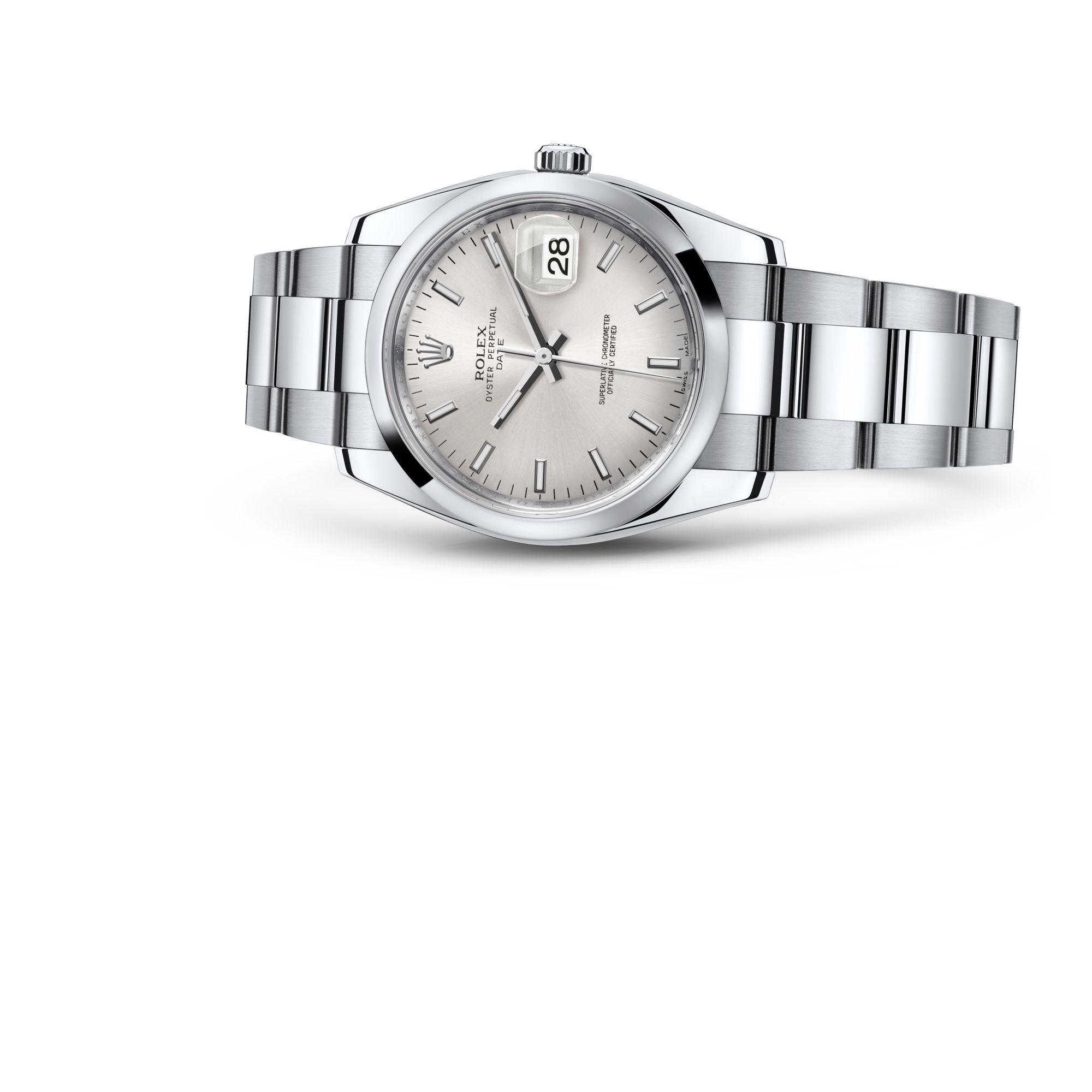 Rolex Date 34 M115200-0006