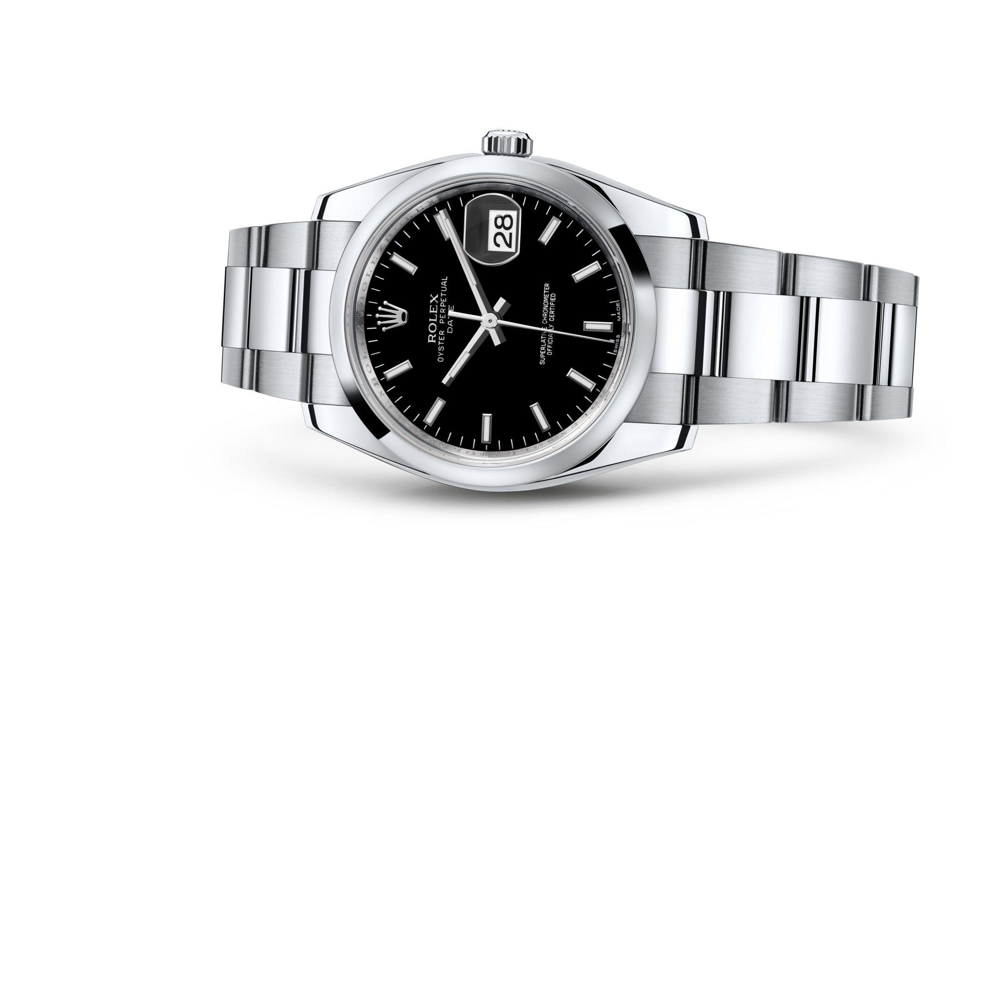 Rolex Date 34 M115200-0004