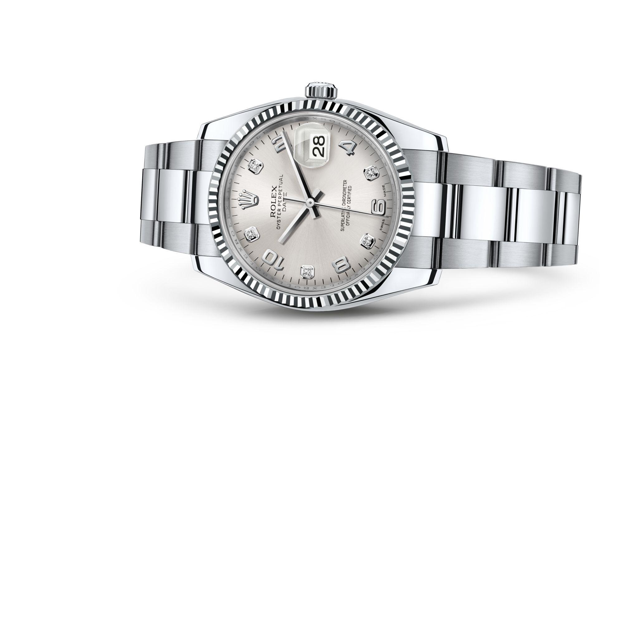Rolex デイト 34 M115234-0012