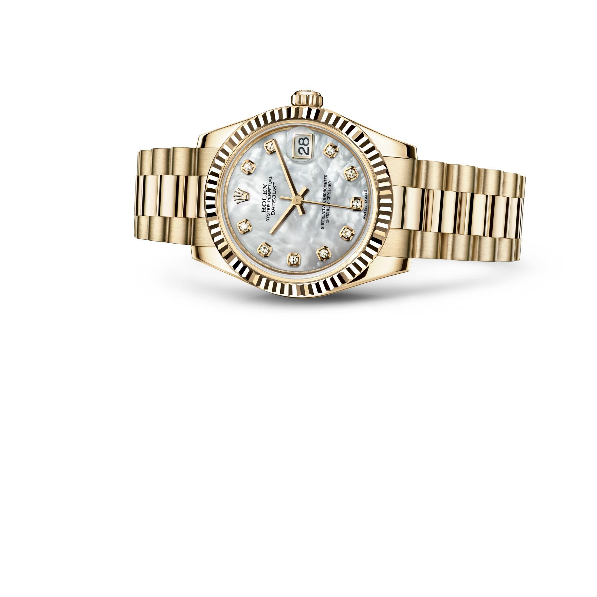 Rolex Datejust 31 M178278-0010