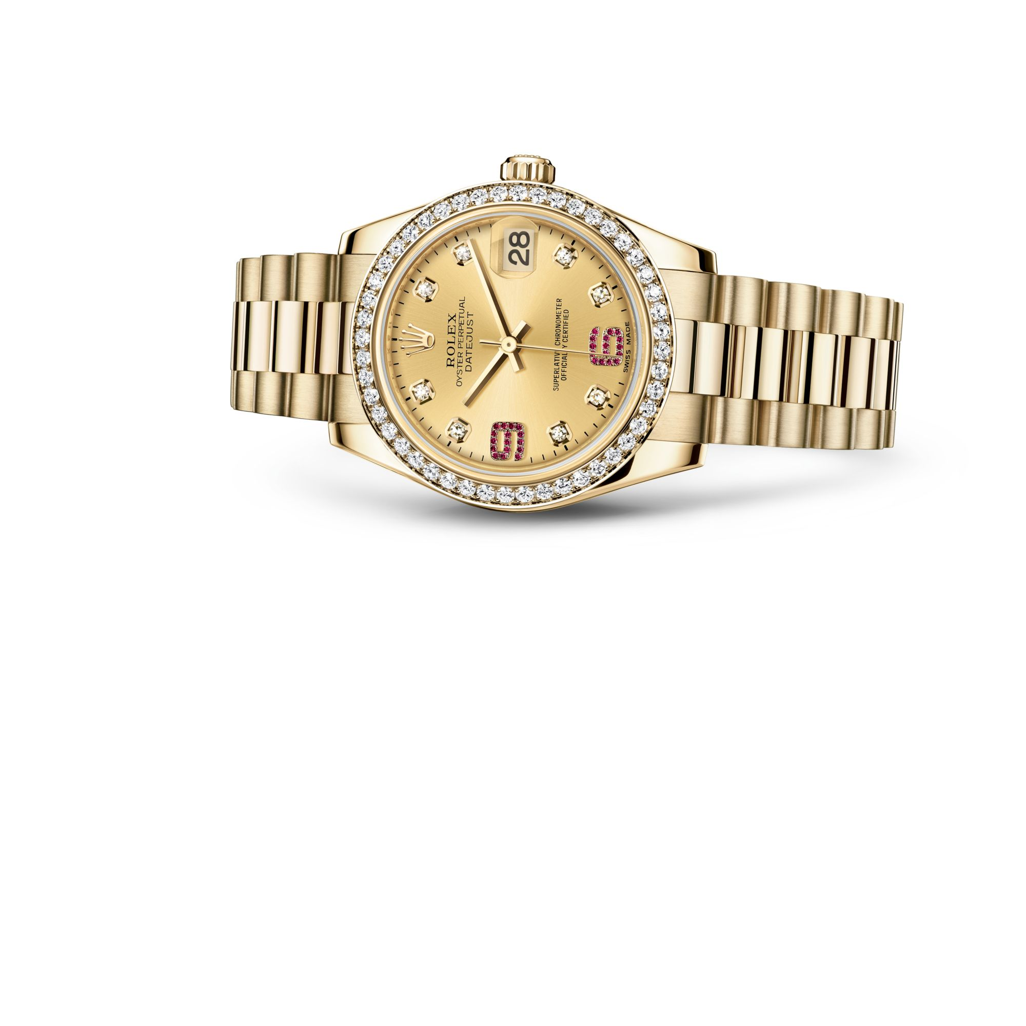 Rolex Datejust 31 M178288-0063