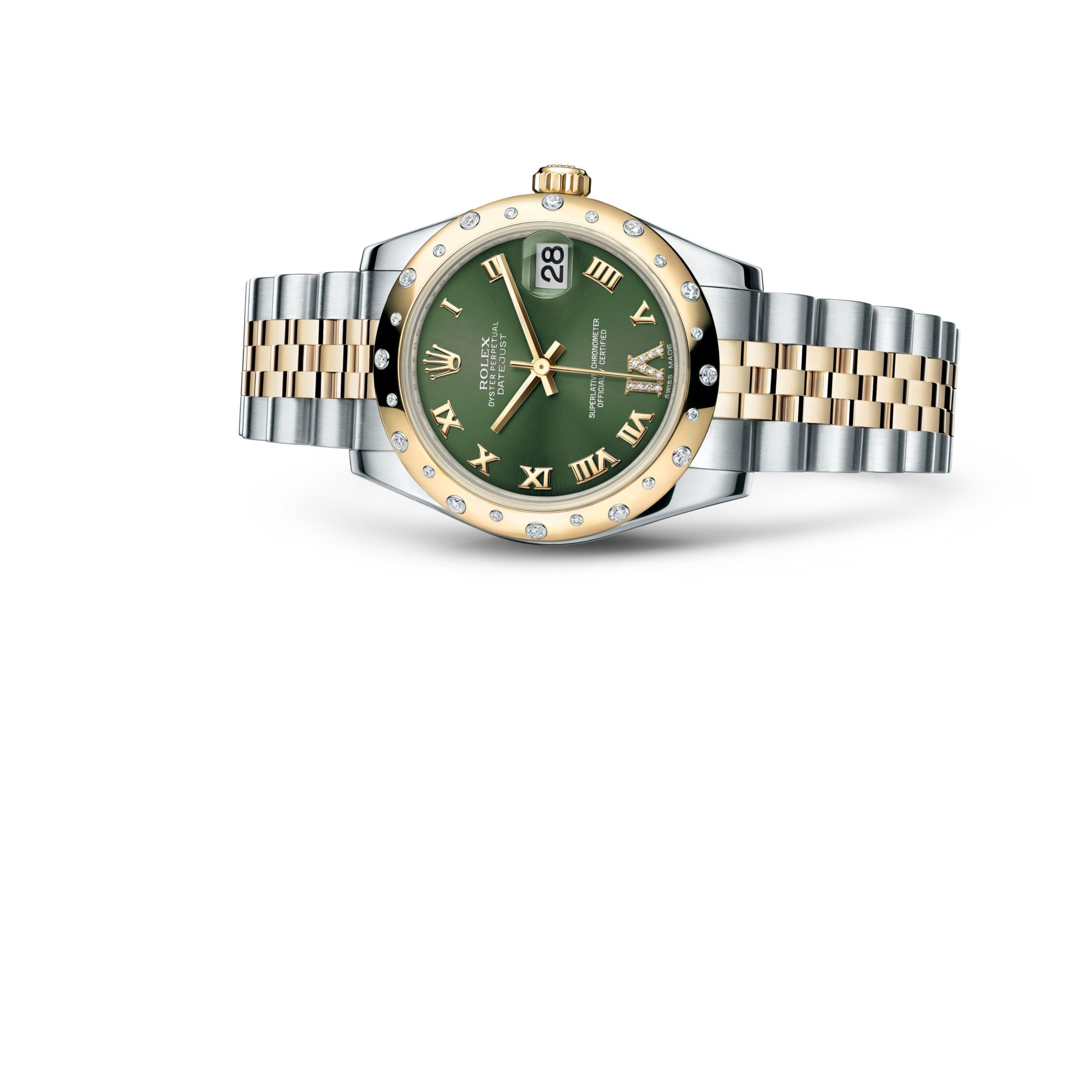 Rolex Datejust 31 M178343-0011