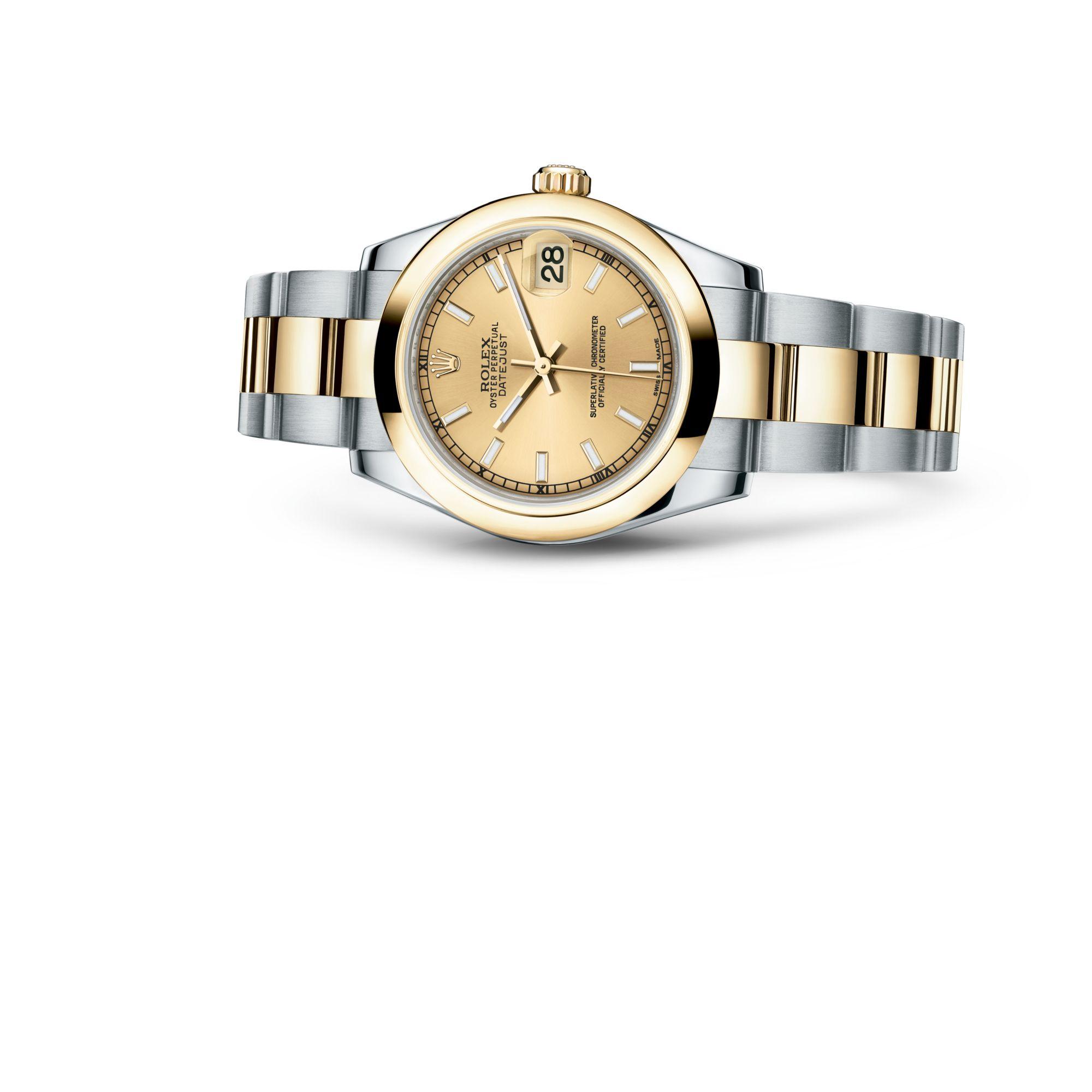 Rolex Datejust 31 M178243-0008