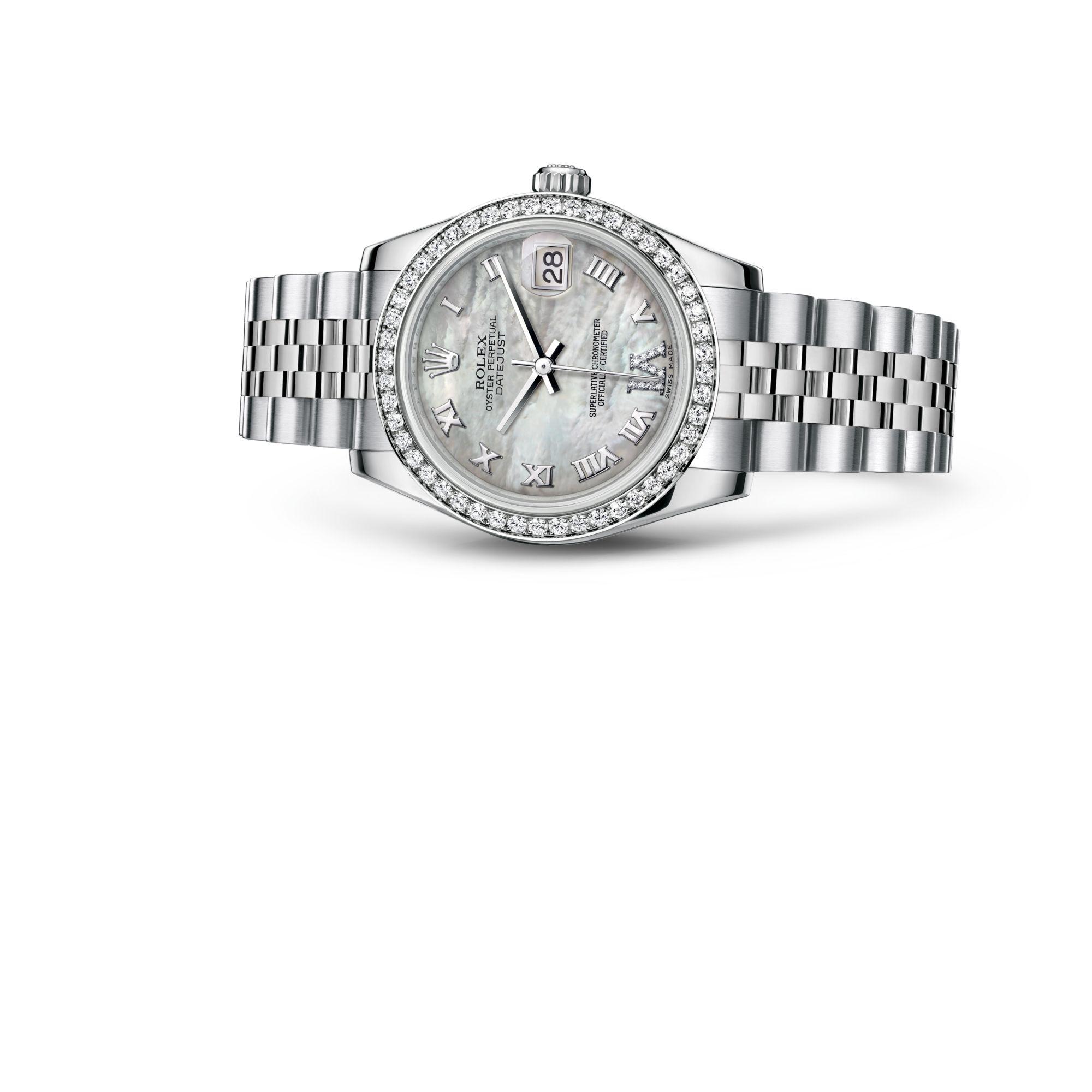 Rolex Datejust 31 M178384-0040