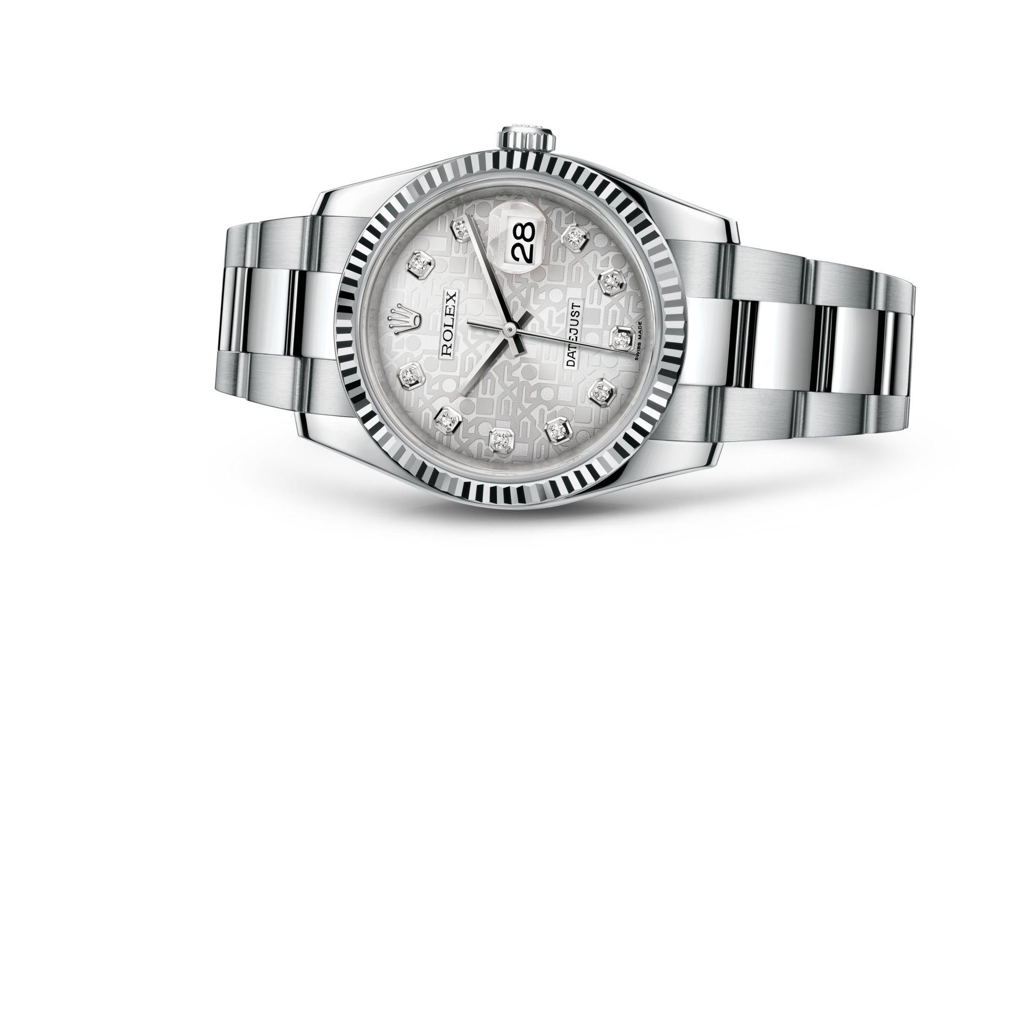 Rolex Datejust 36 M116234-0135