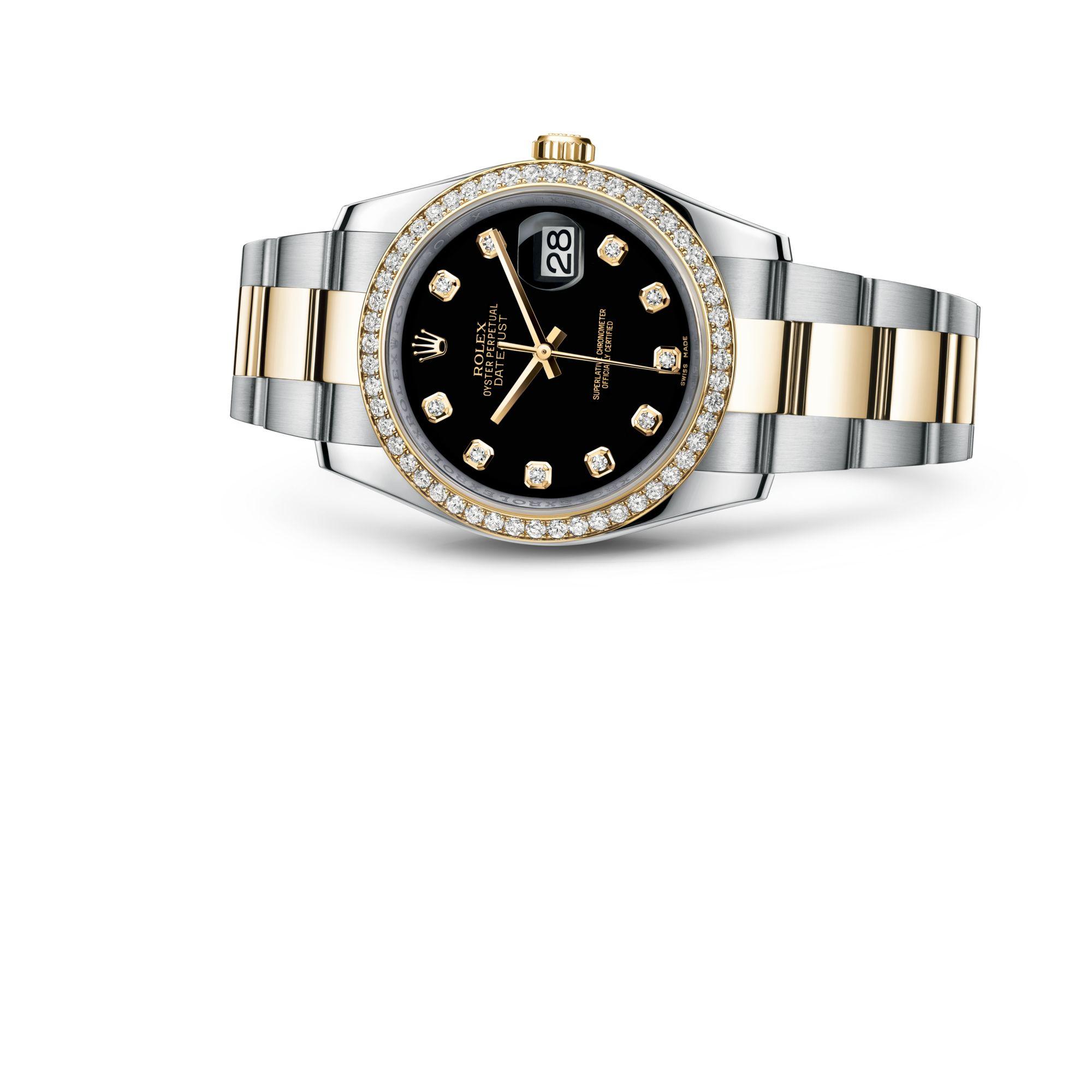 Rolex Datejust 36 M116243-0025