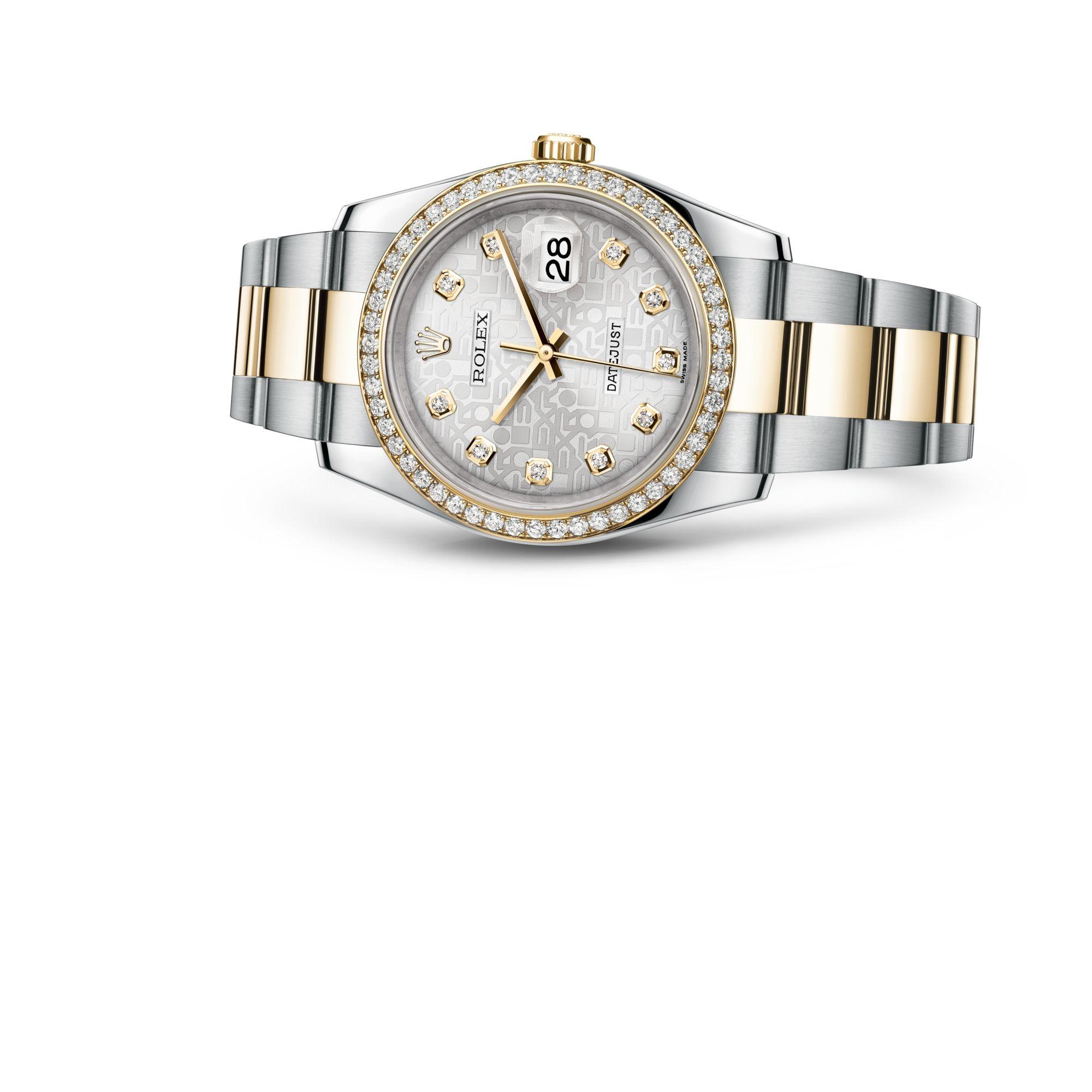Rolex Datejust 36 M116243-0035