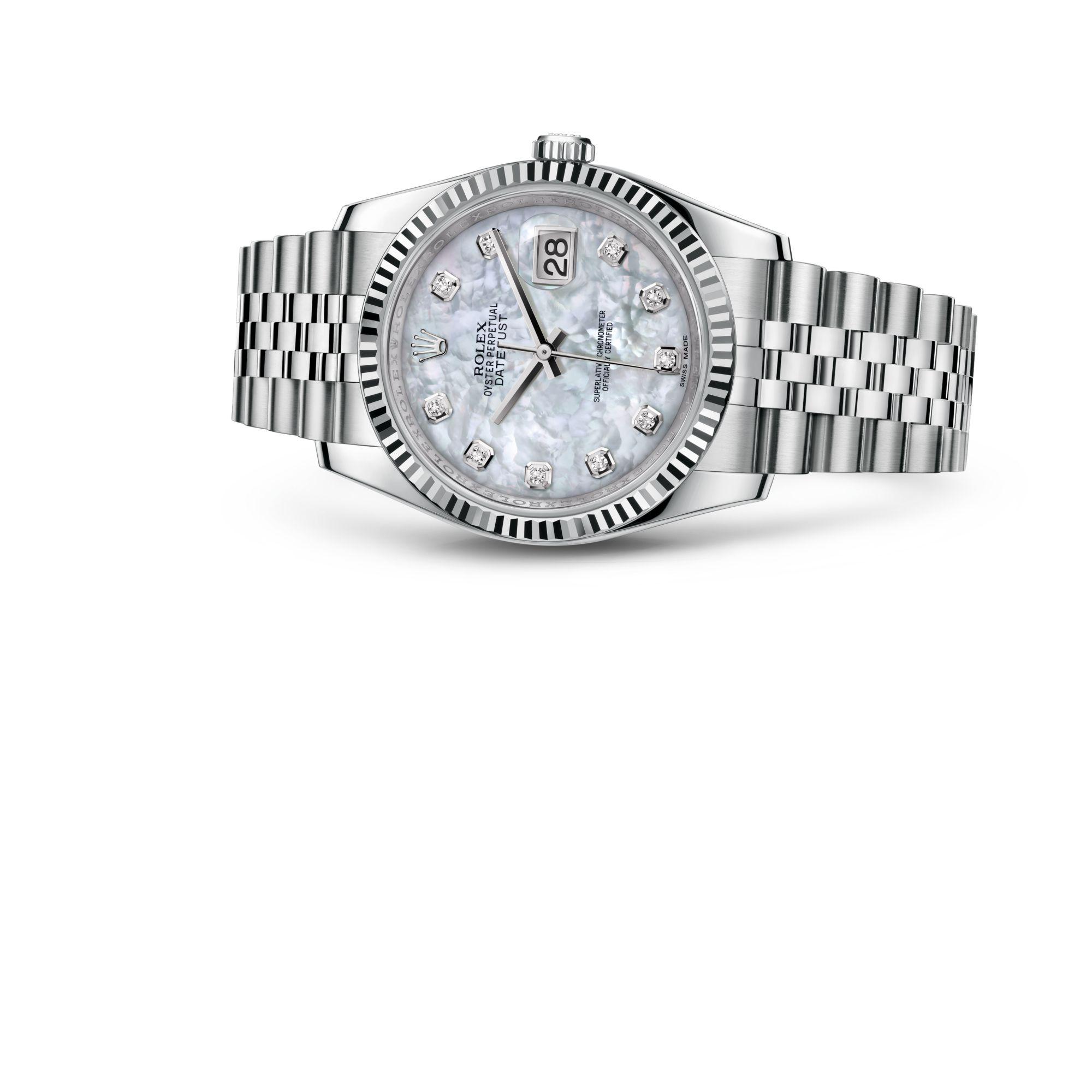 Rolex Datejust 36 M116234-0078