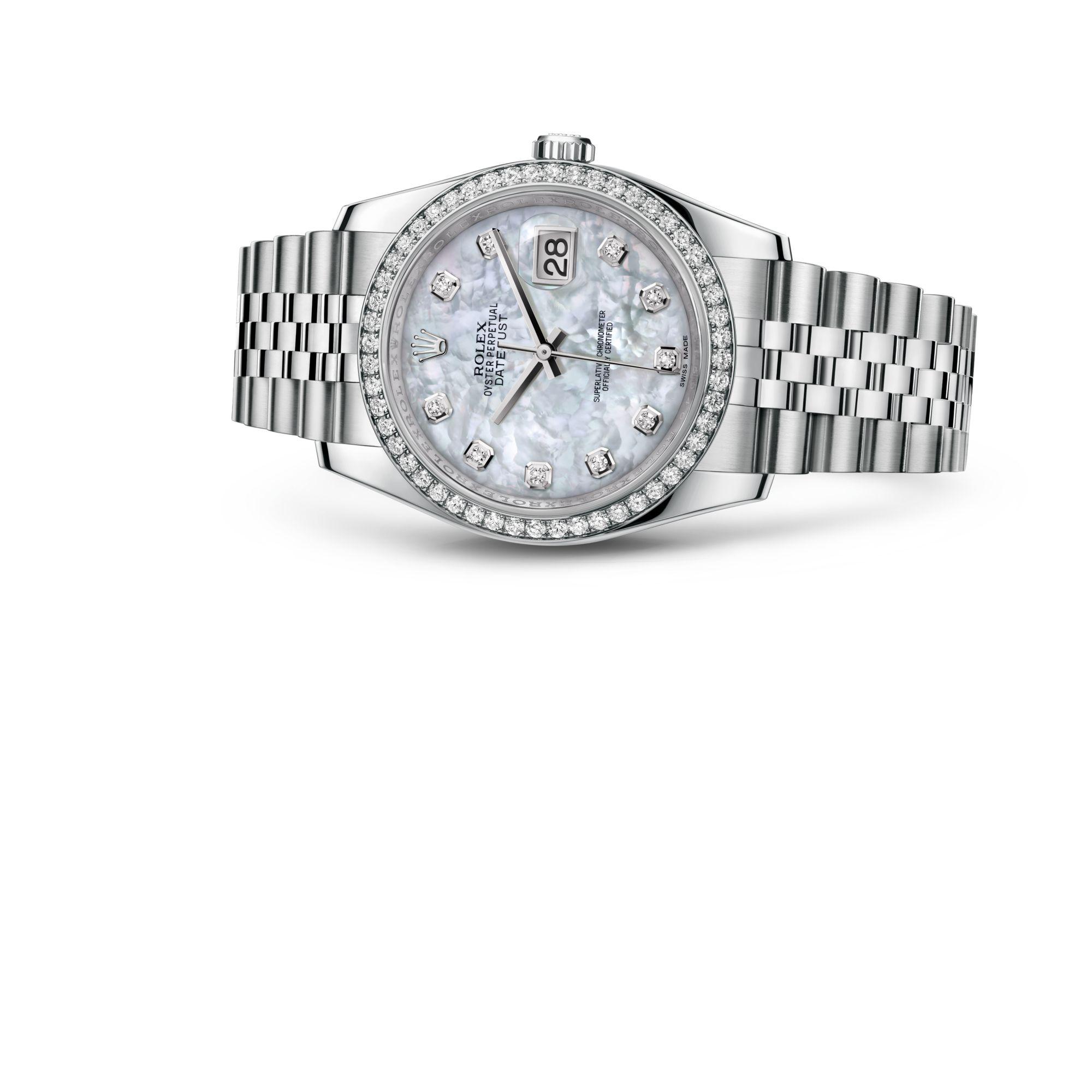 Rolex Datejust 36 M116244-0011