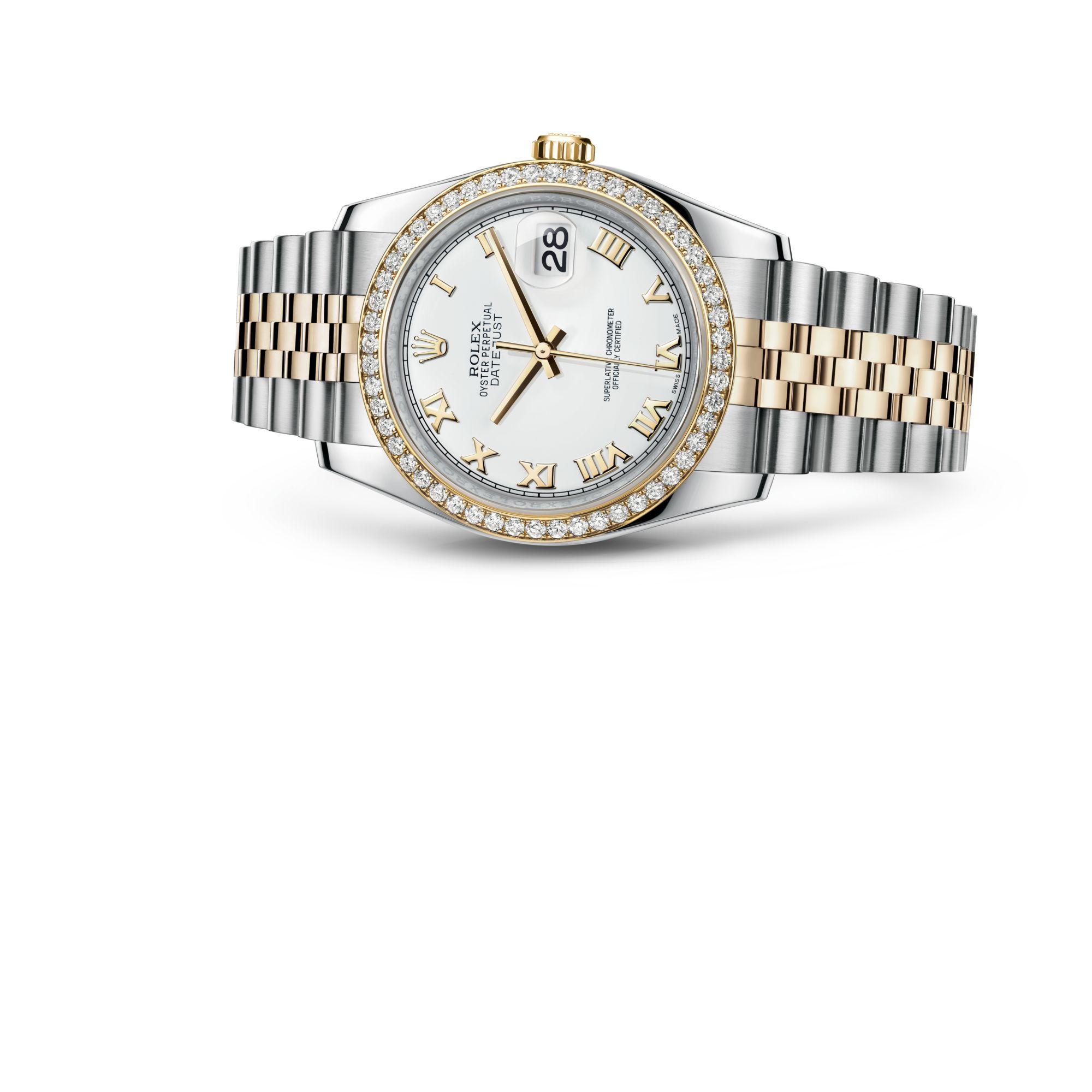 Rolex Datejust 36 M116243-0001