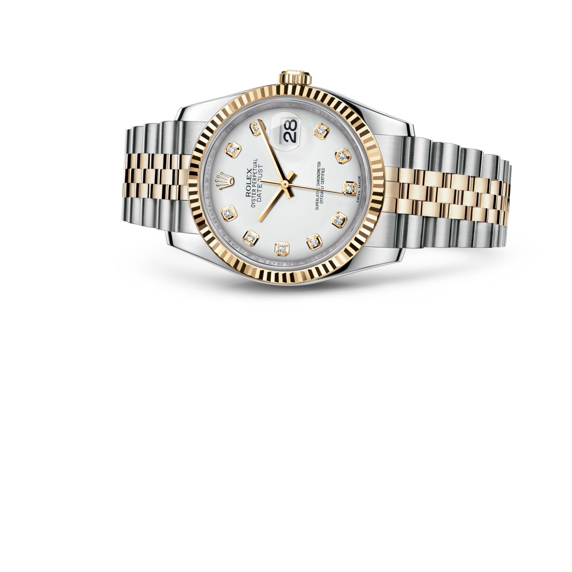 Rolex ديت جست ۳٦ M116233-0154
