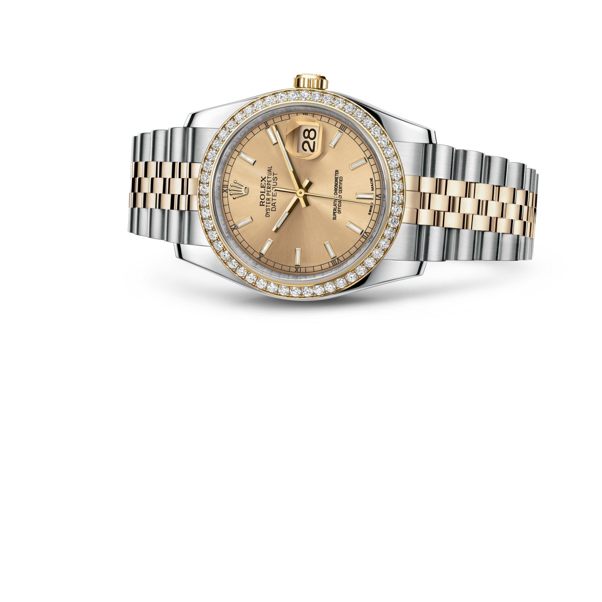 Rolex Datejust 36 M116243-0003