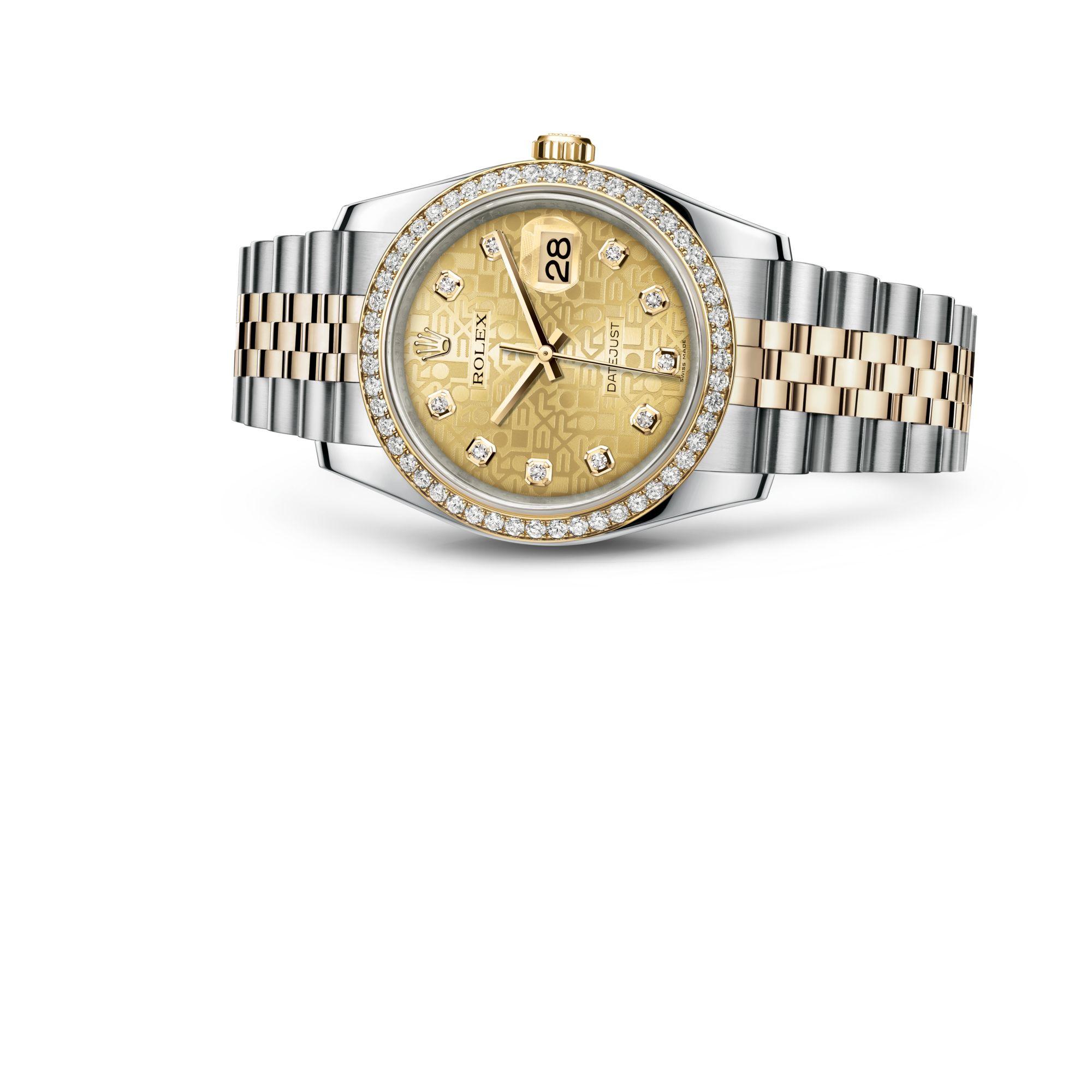 Rolex Datejust 36 M116243-0004