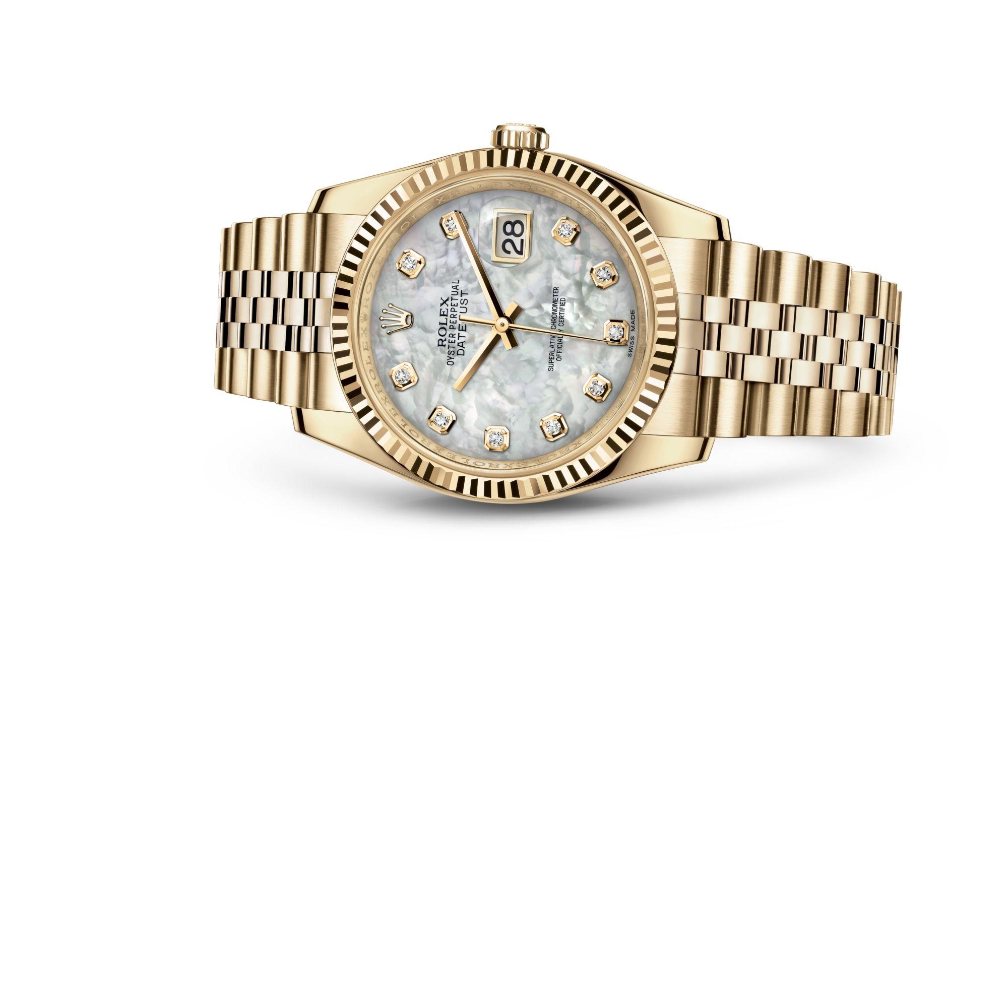 Rolex Datejust 36 M116238-0062