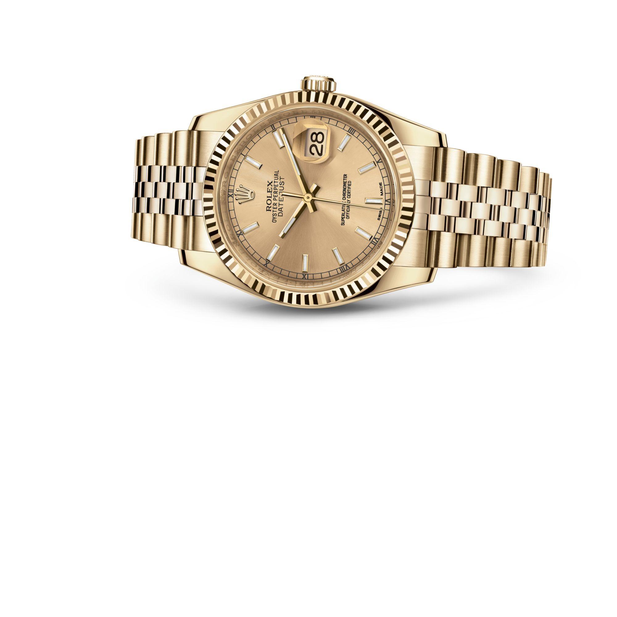 Rolex Datejust 36 M116238-0059