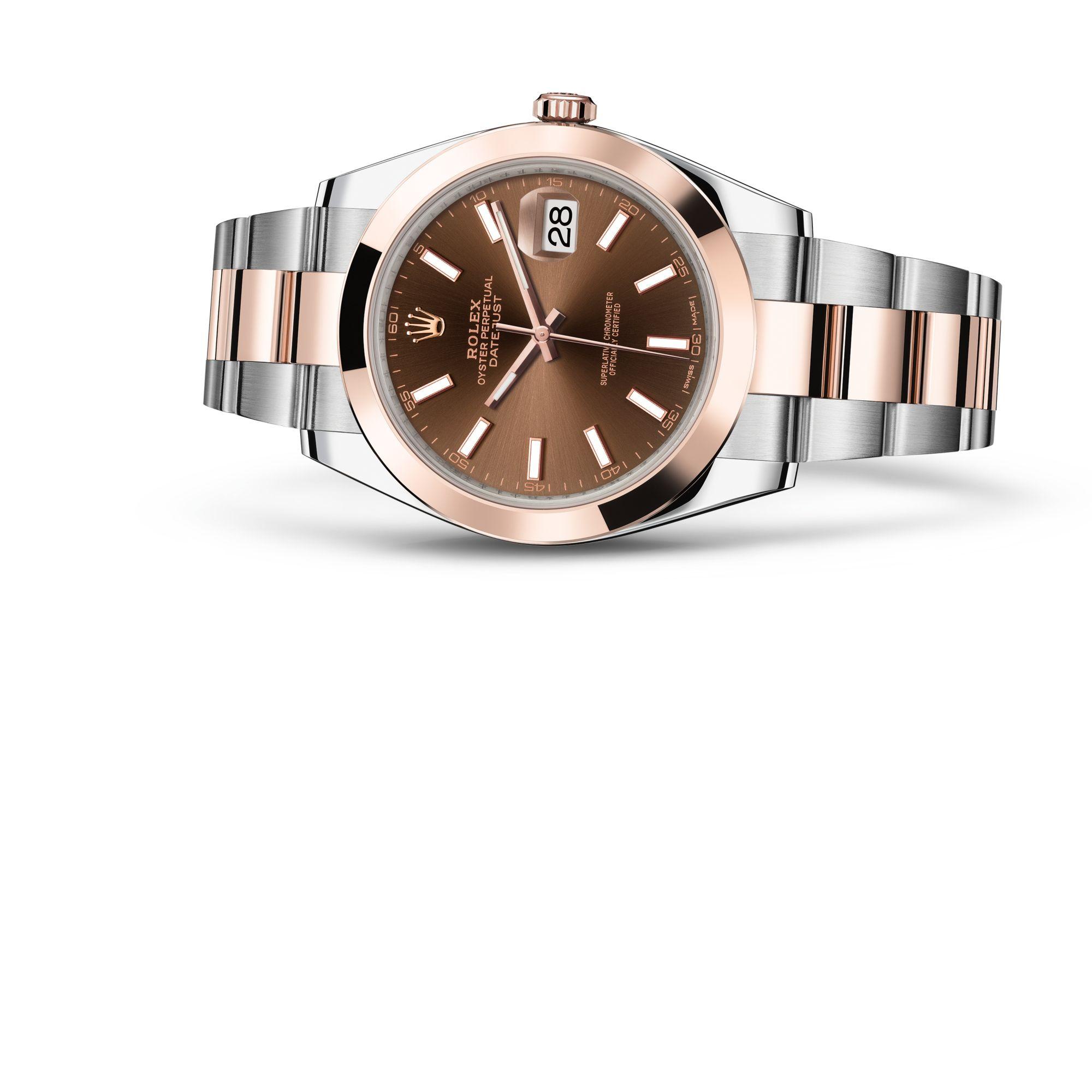 Rolex Datejust 41 M126301-0001