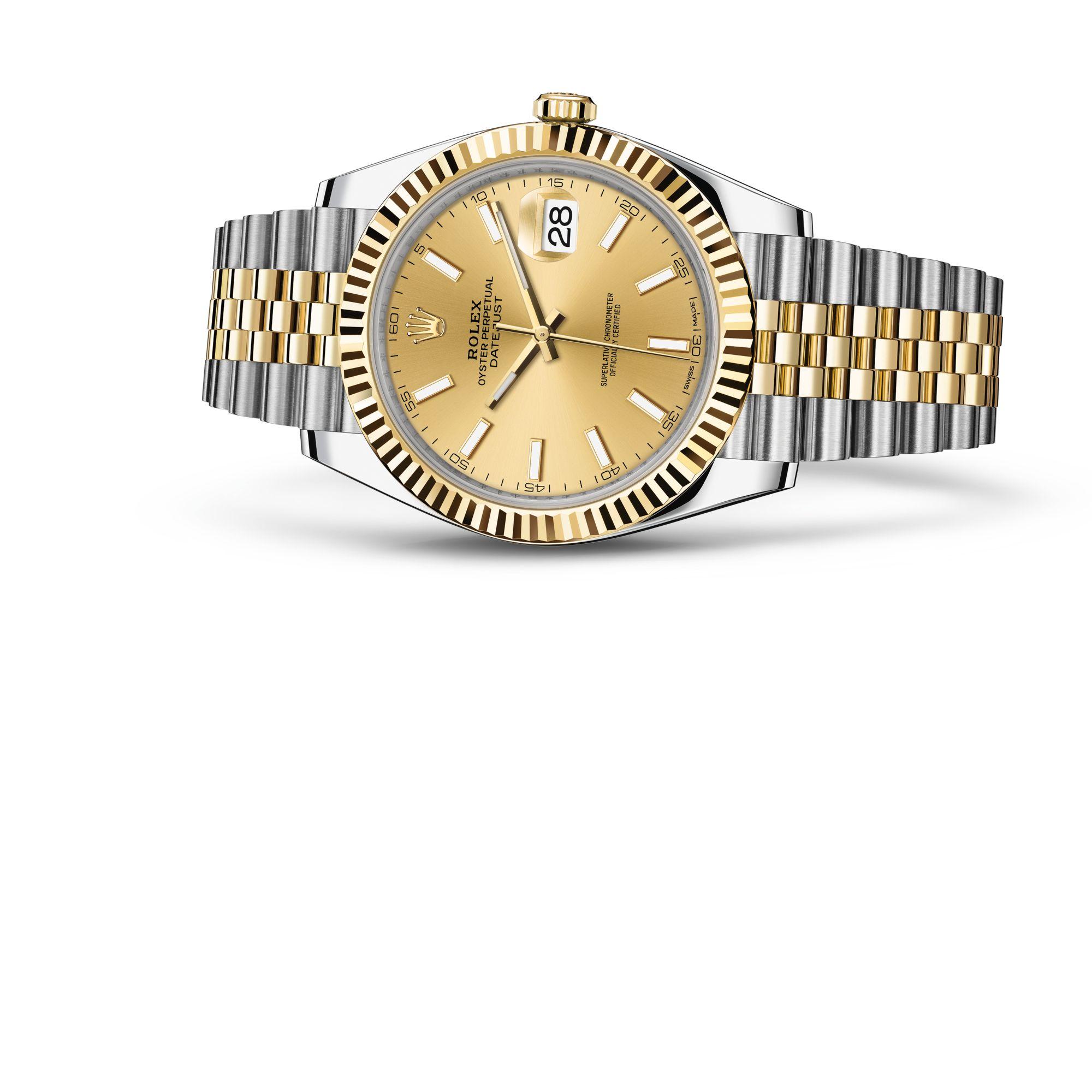 Rolex ديت جست ٤۱ M126333-0010
