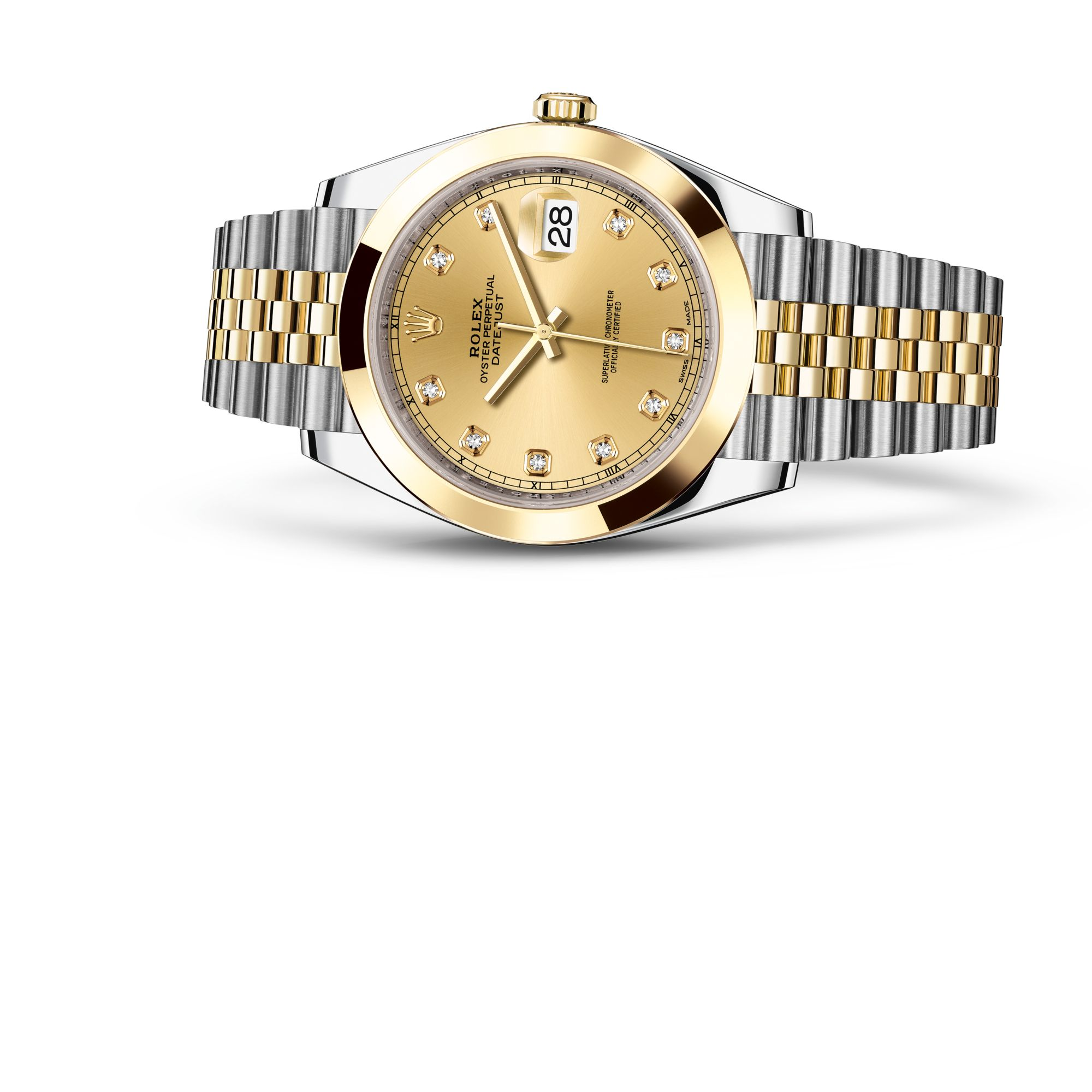 Rolex Datejust 41 M126303-0012