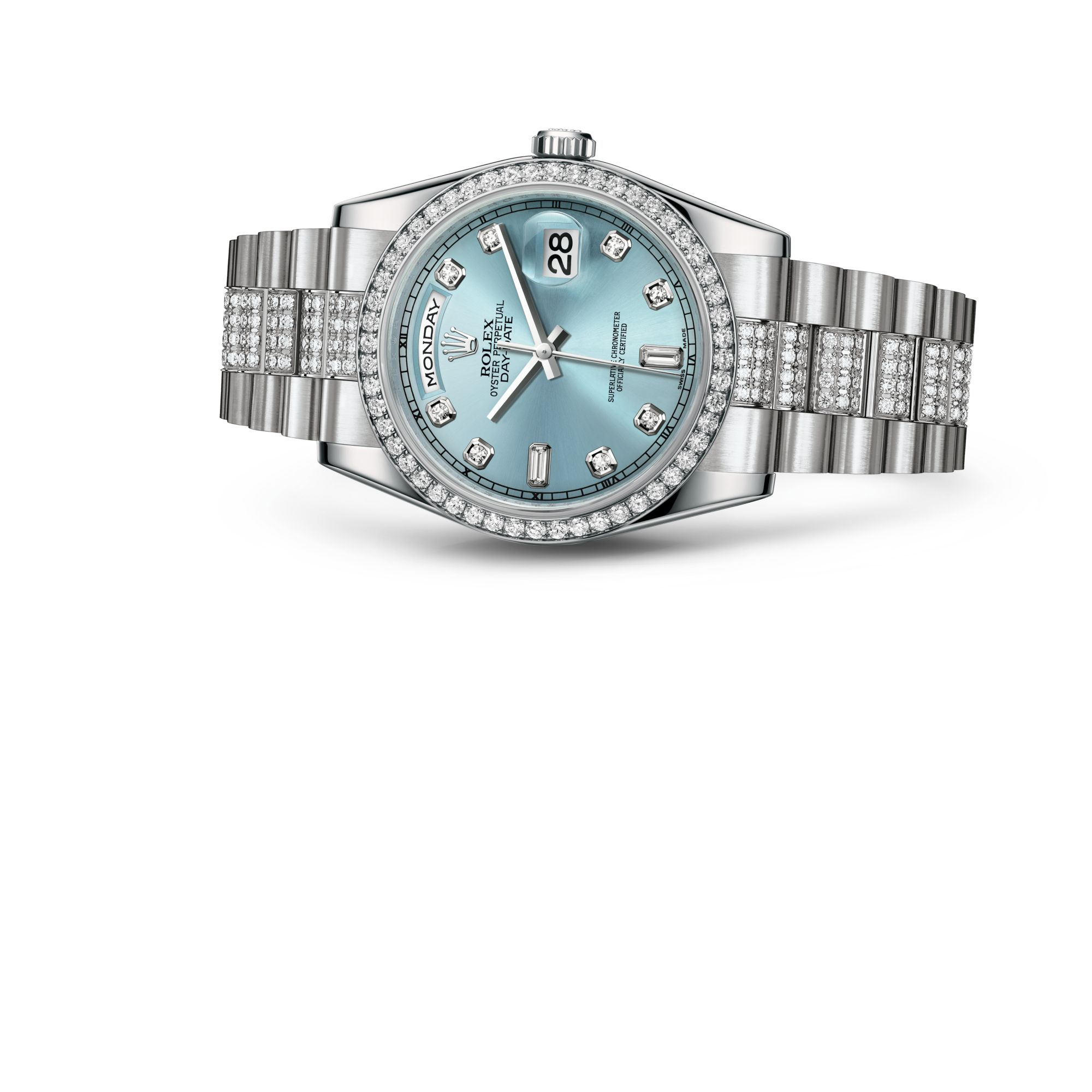 Rolex Day-Date 36 M118346-0010