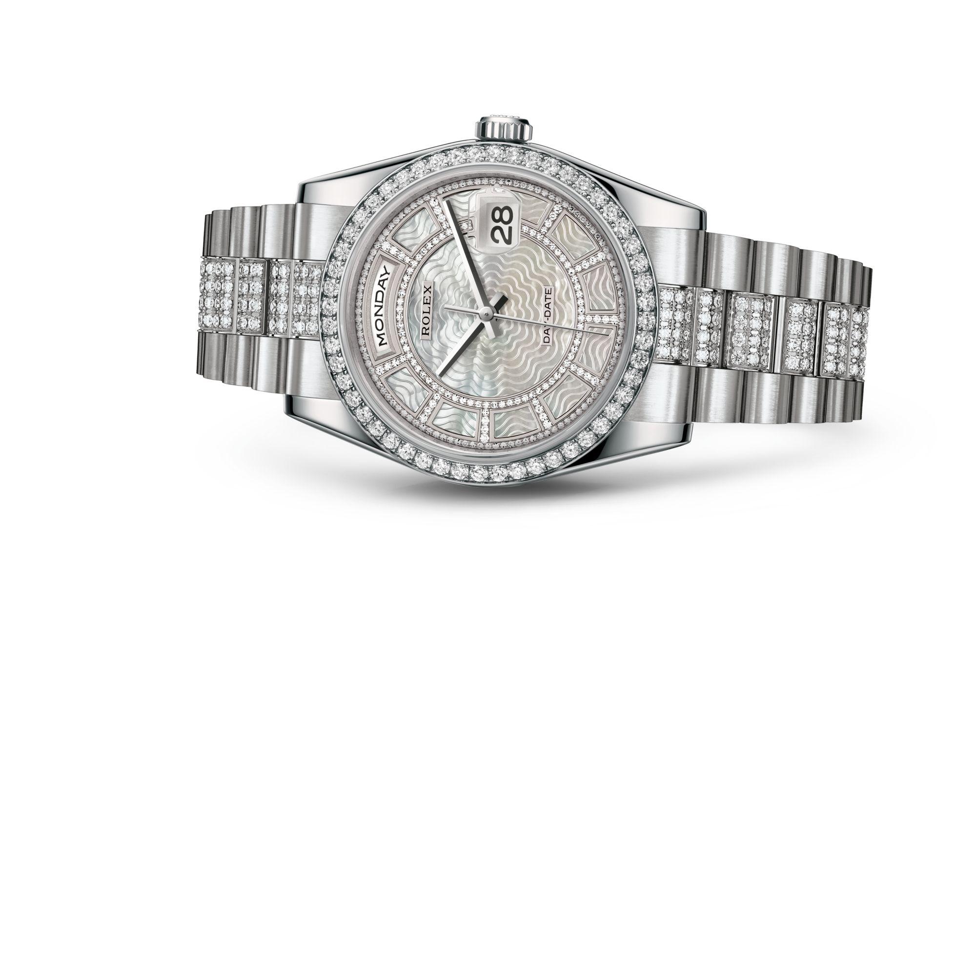 Rolex Day-Date 36 M118346-0091