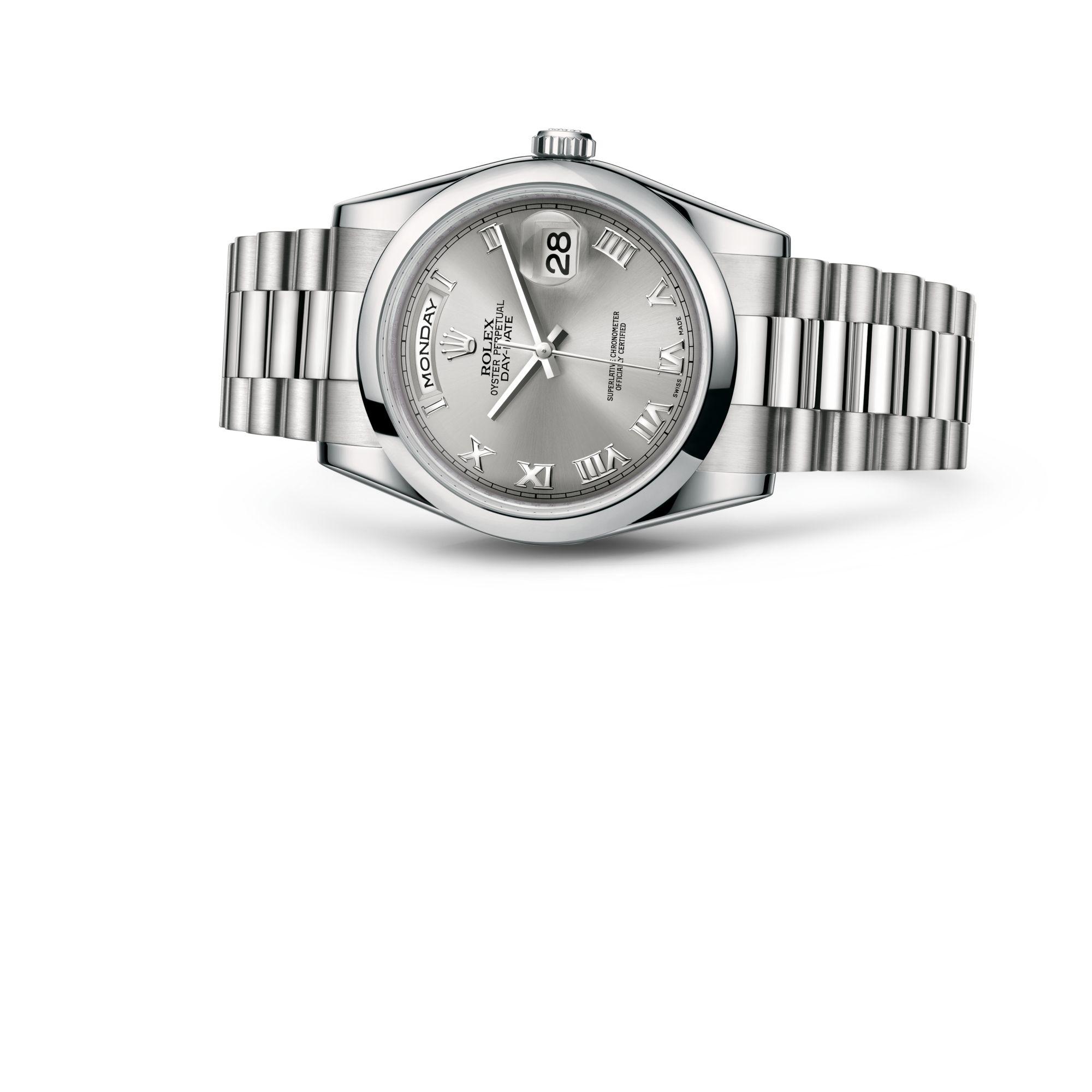 Rolex Day-Date 36 M118206-0033
