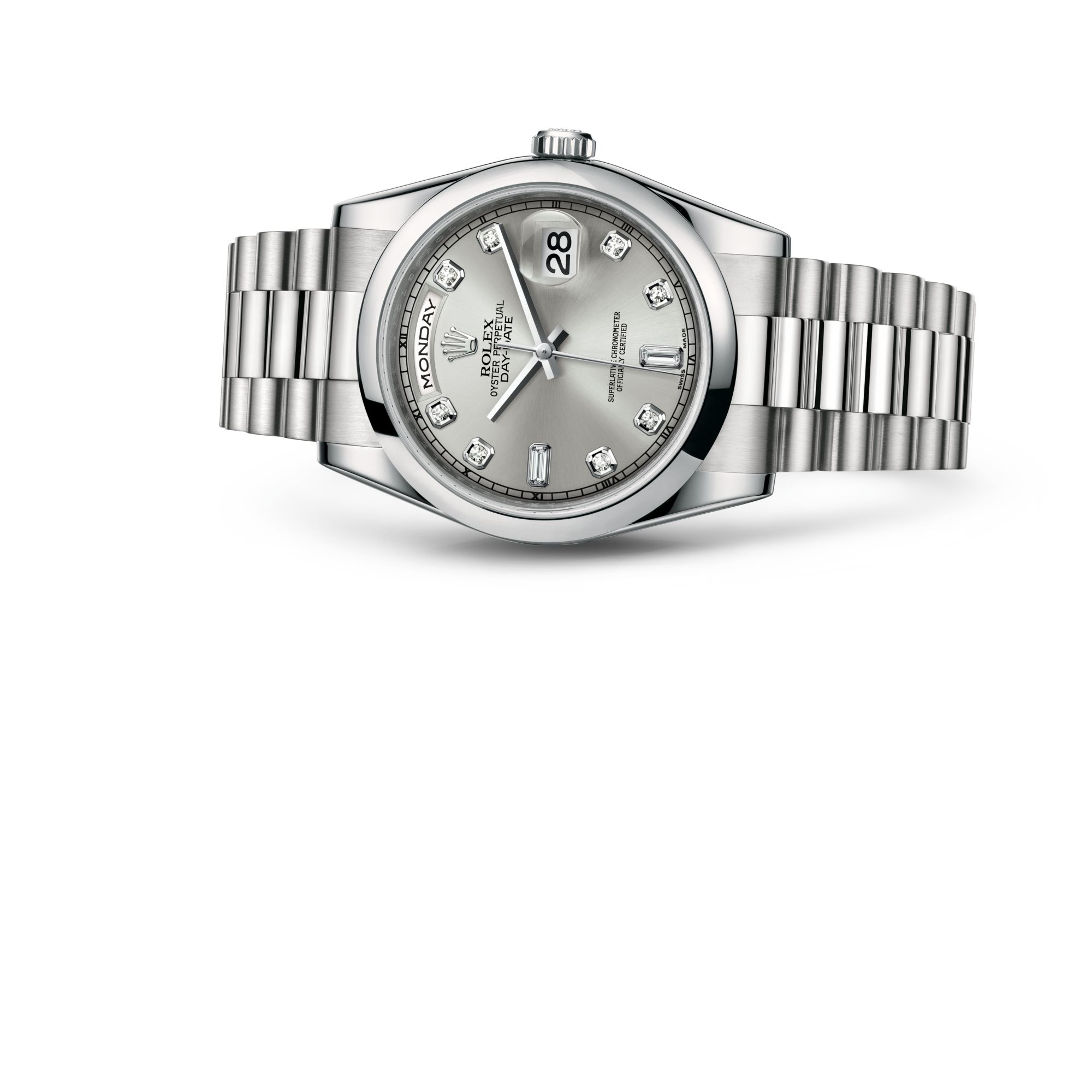 Rolex Day-Date 36 M118206-0037