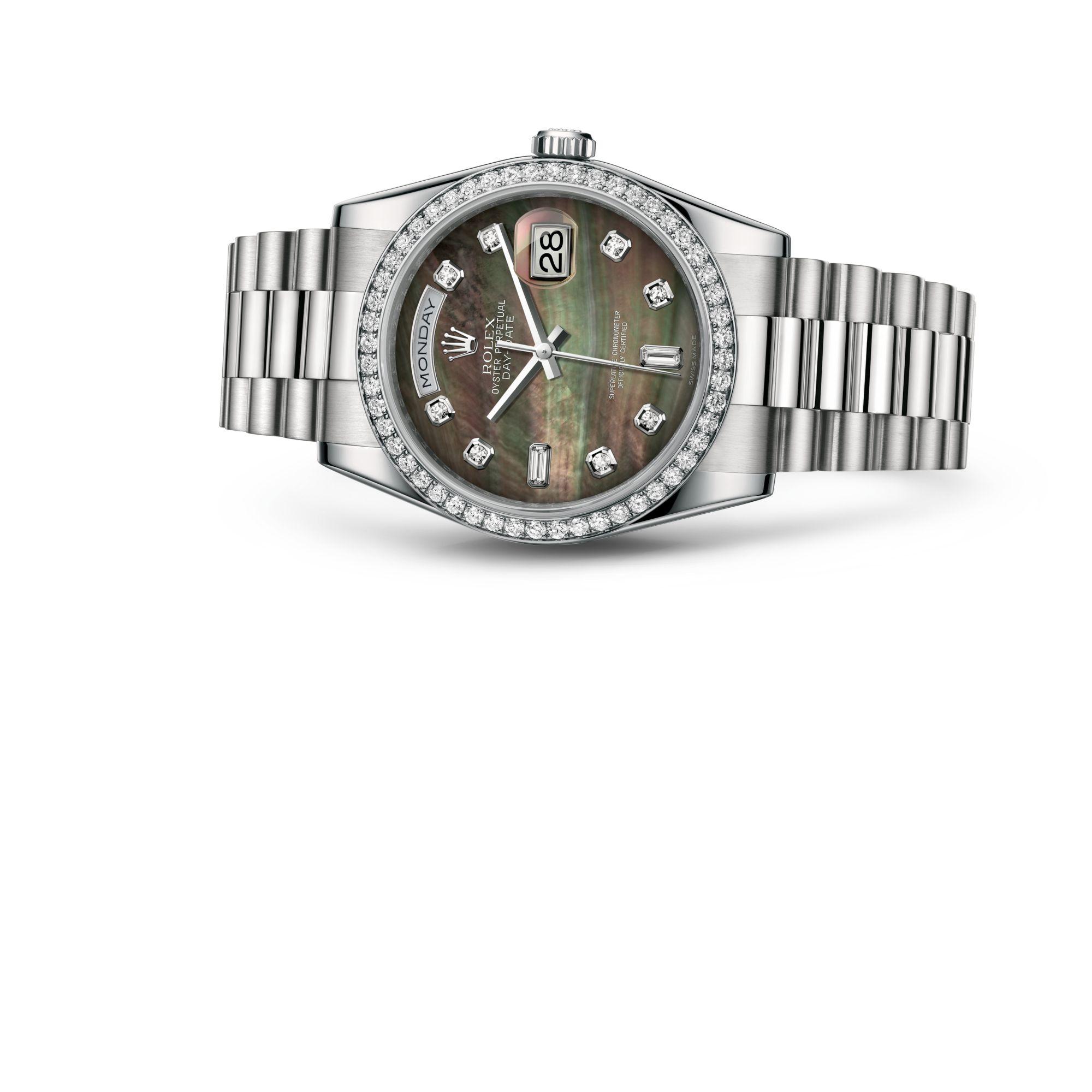 Rolex Day-Date 36 M118346-0026