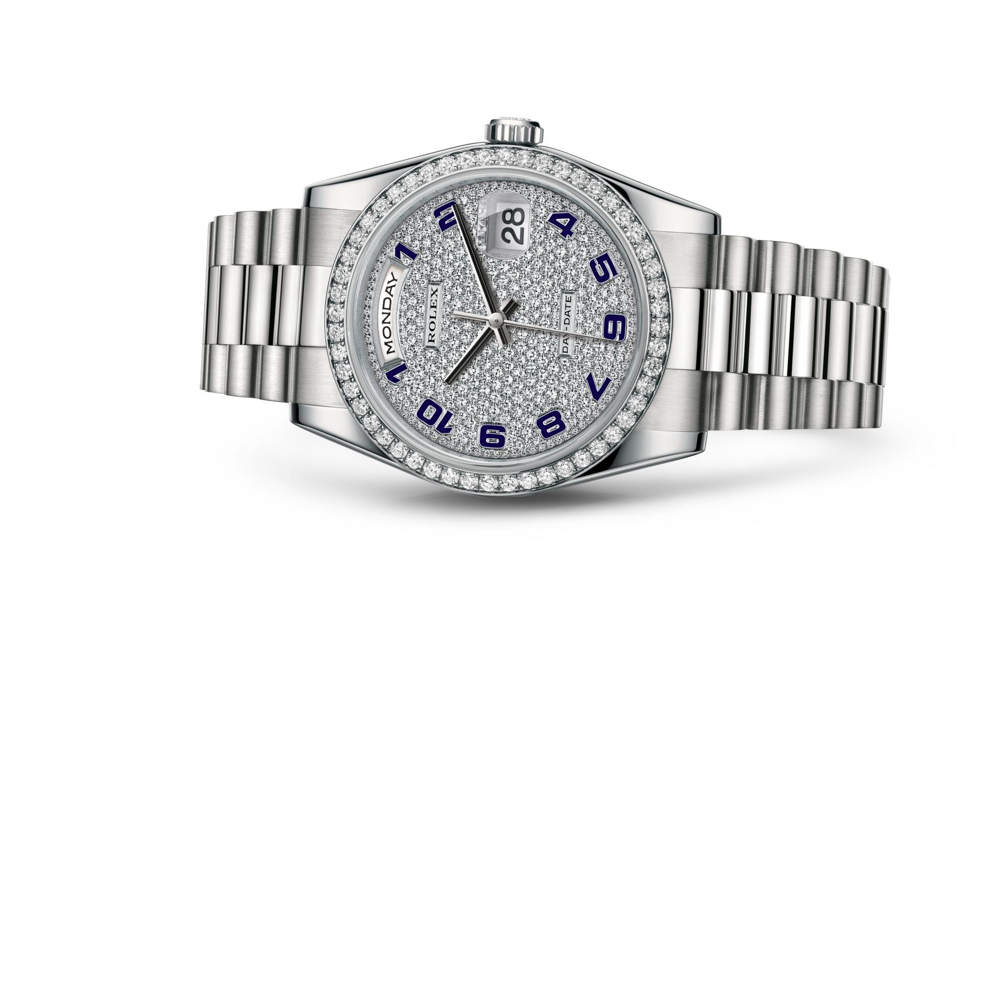 Rolex Day-Date 36 M118346-0036