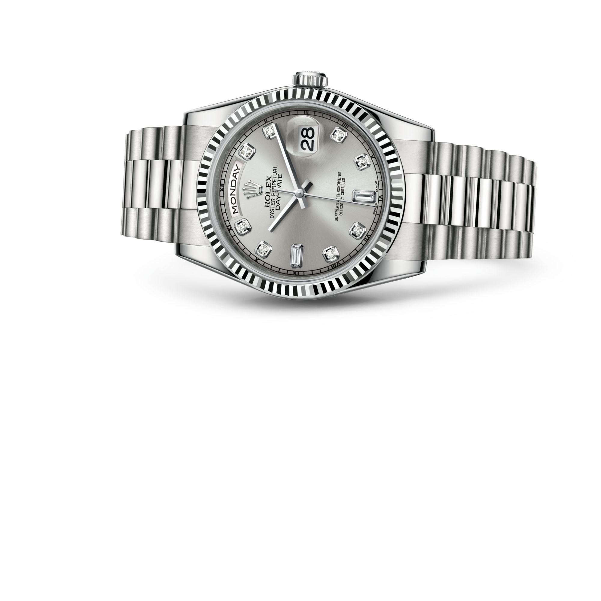 Rolex Day-Date 36 M118239-0086