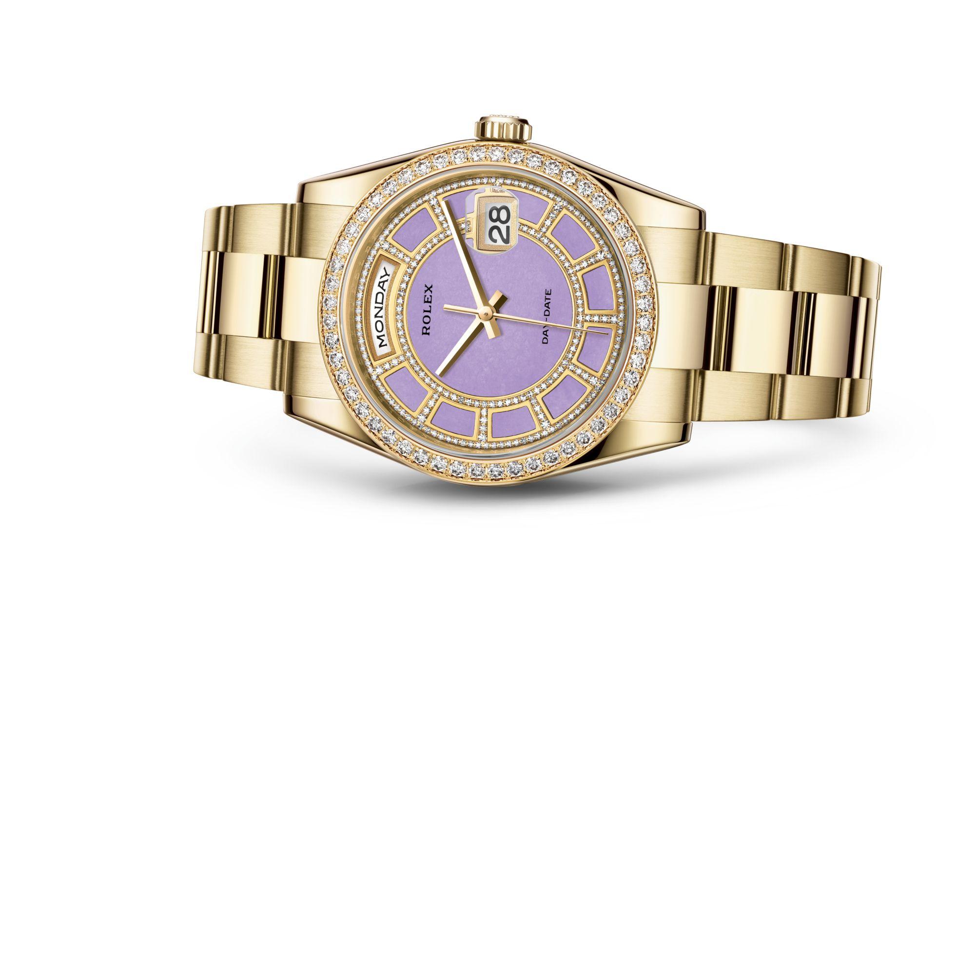 Rolex Day-Date 36 M118348-0190