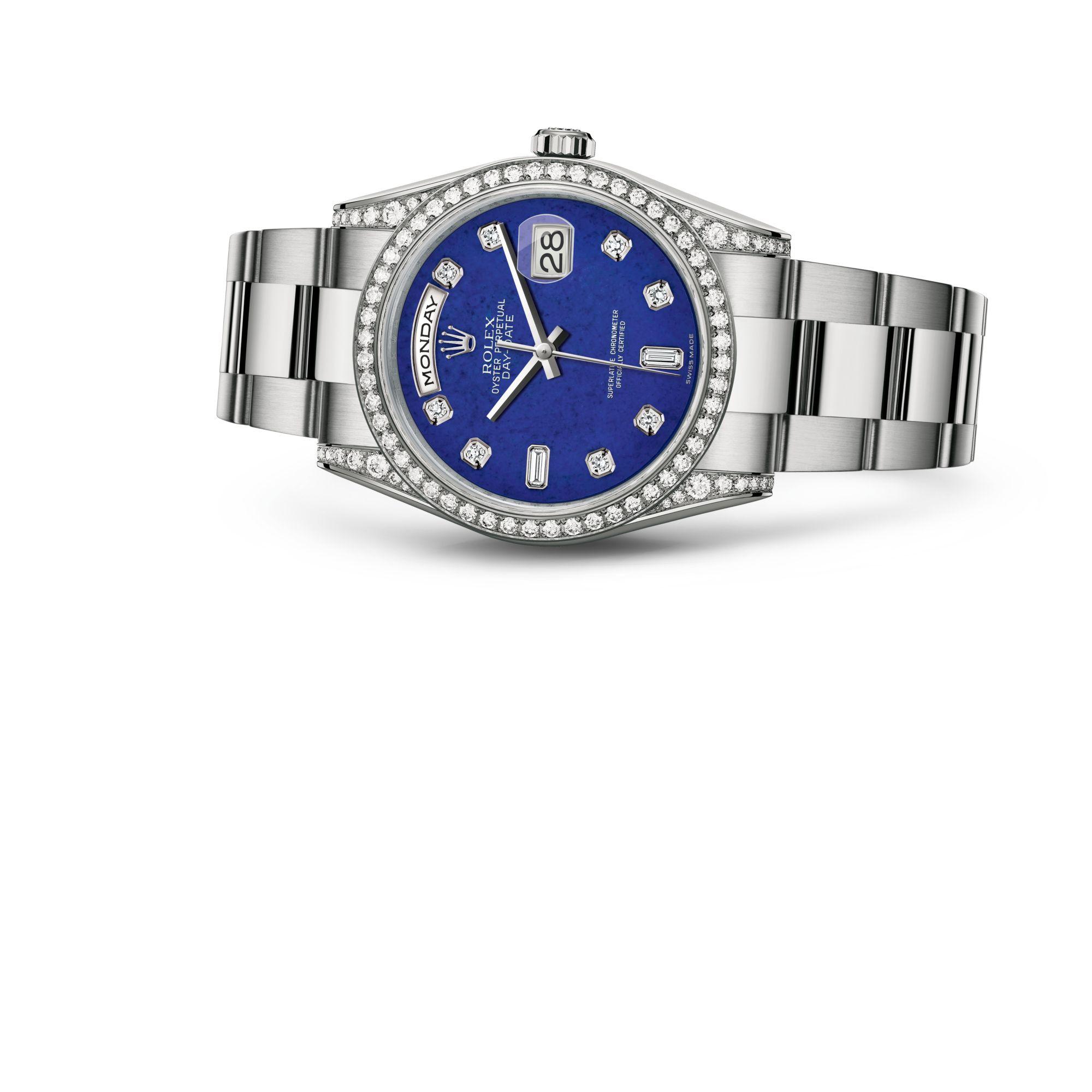 Rolex Day-Date 36 M118389-0086