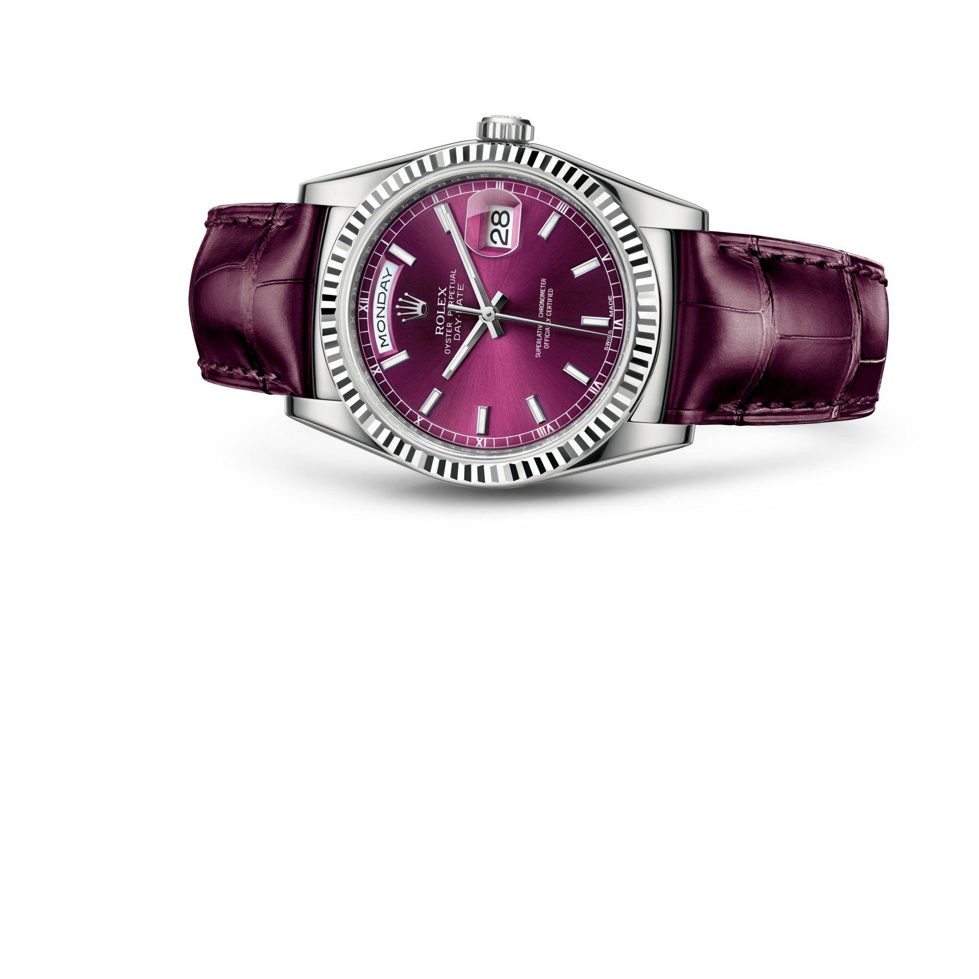 Rolex Day-Date 36 M118139-0007