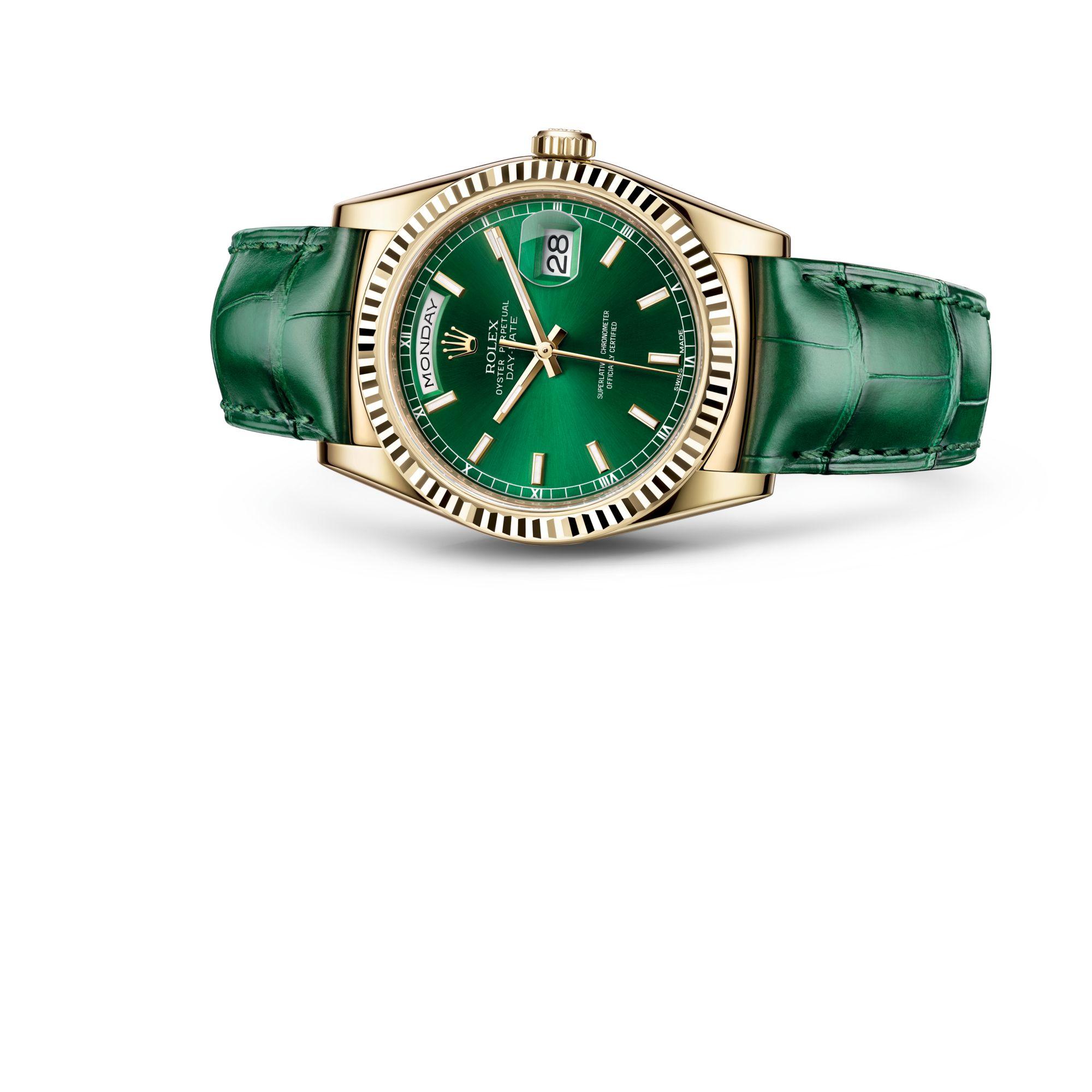 Rolex Day-Date 36 M118138-0003