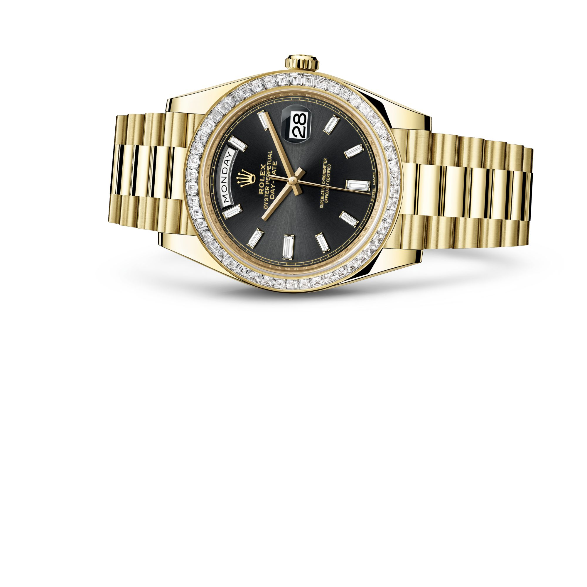 Rolex داي ديت ٤٠ M228398TBR-0001