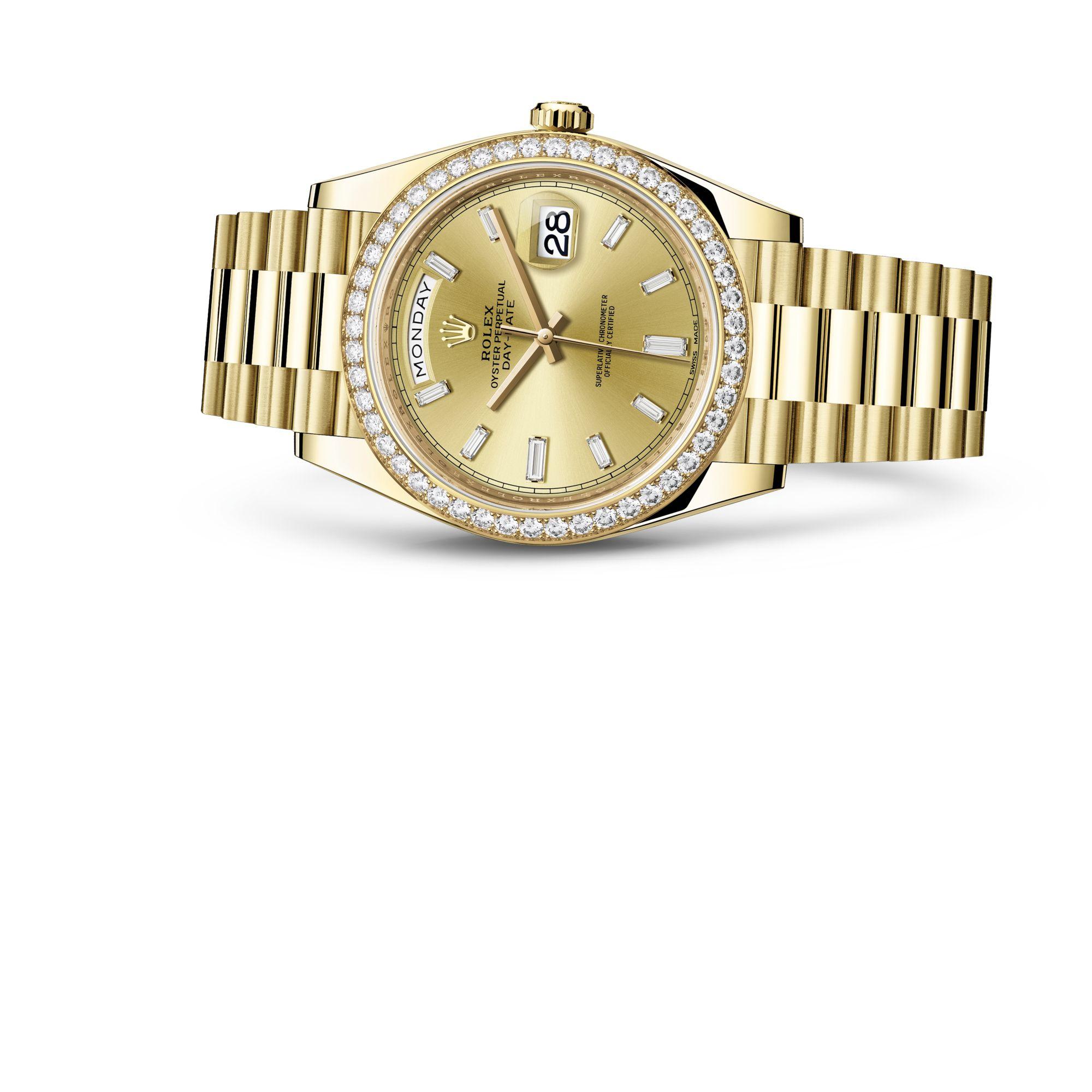 Rolex Day-Date 40 M228348RBR-0002