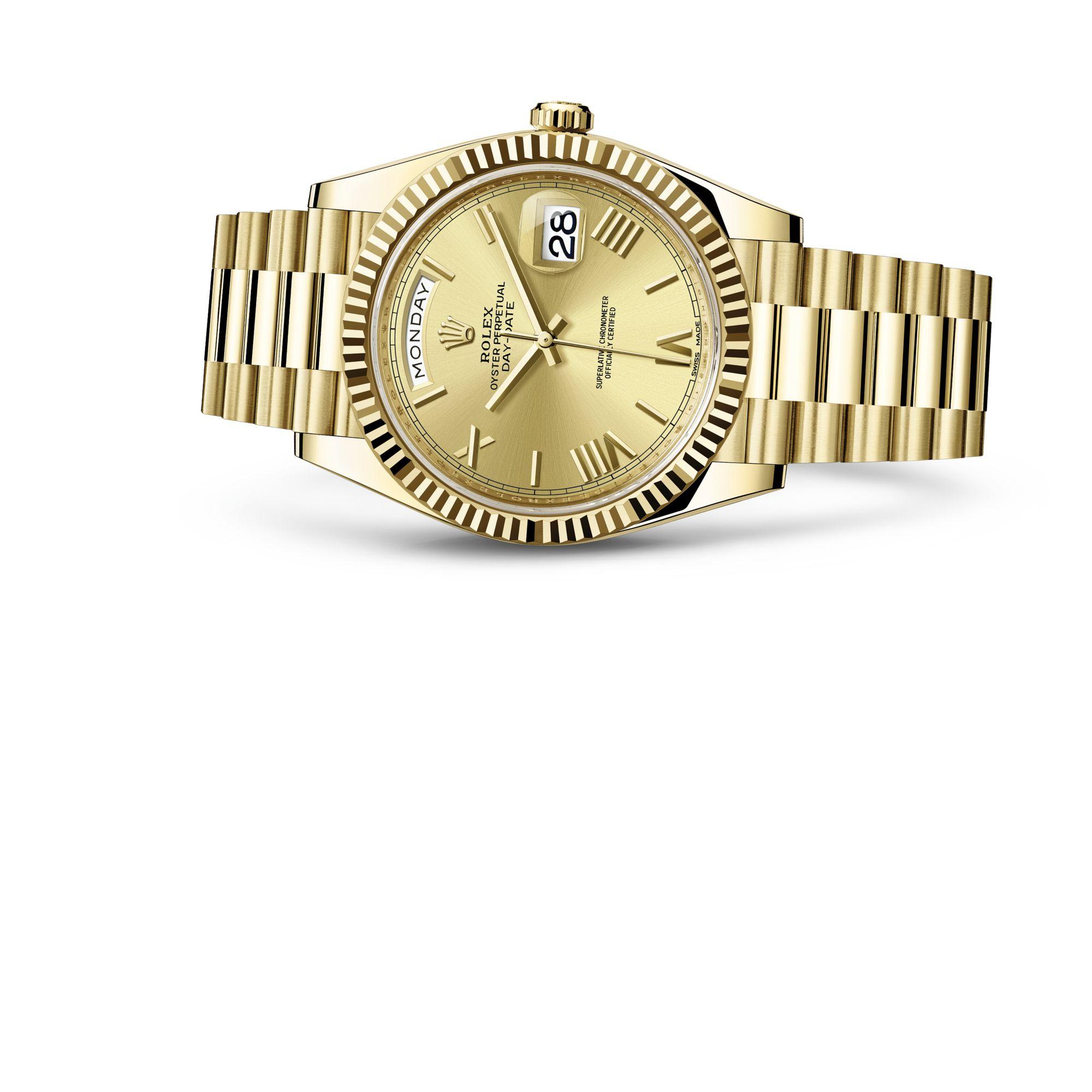 Rolex داي ديت ٤٠ M228238-0006