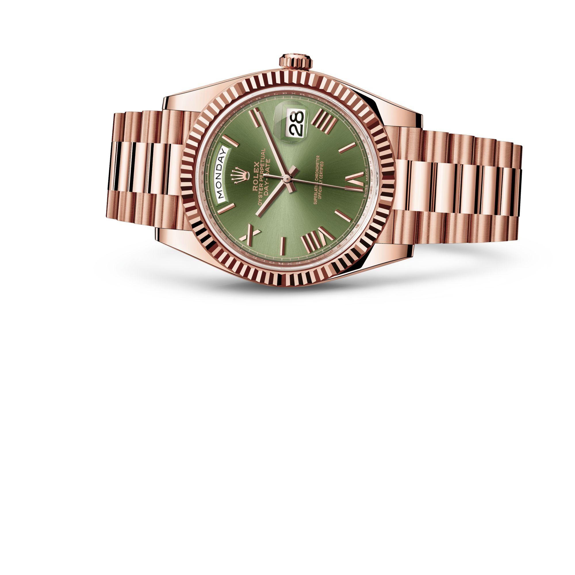 Rolex داي ديت ٤٠ M228235-0025