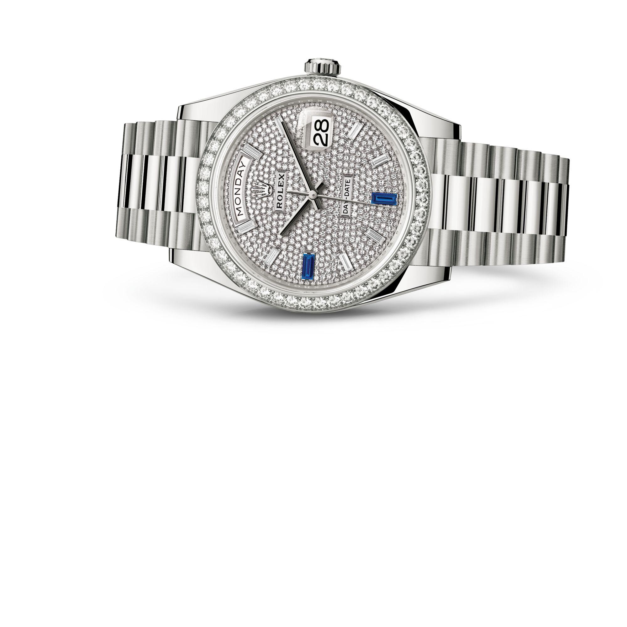 Rolex Day-Date 40 M228349RBR-0036