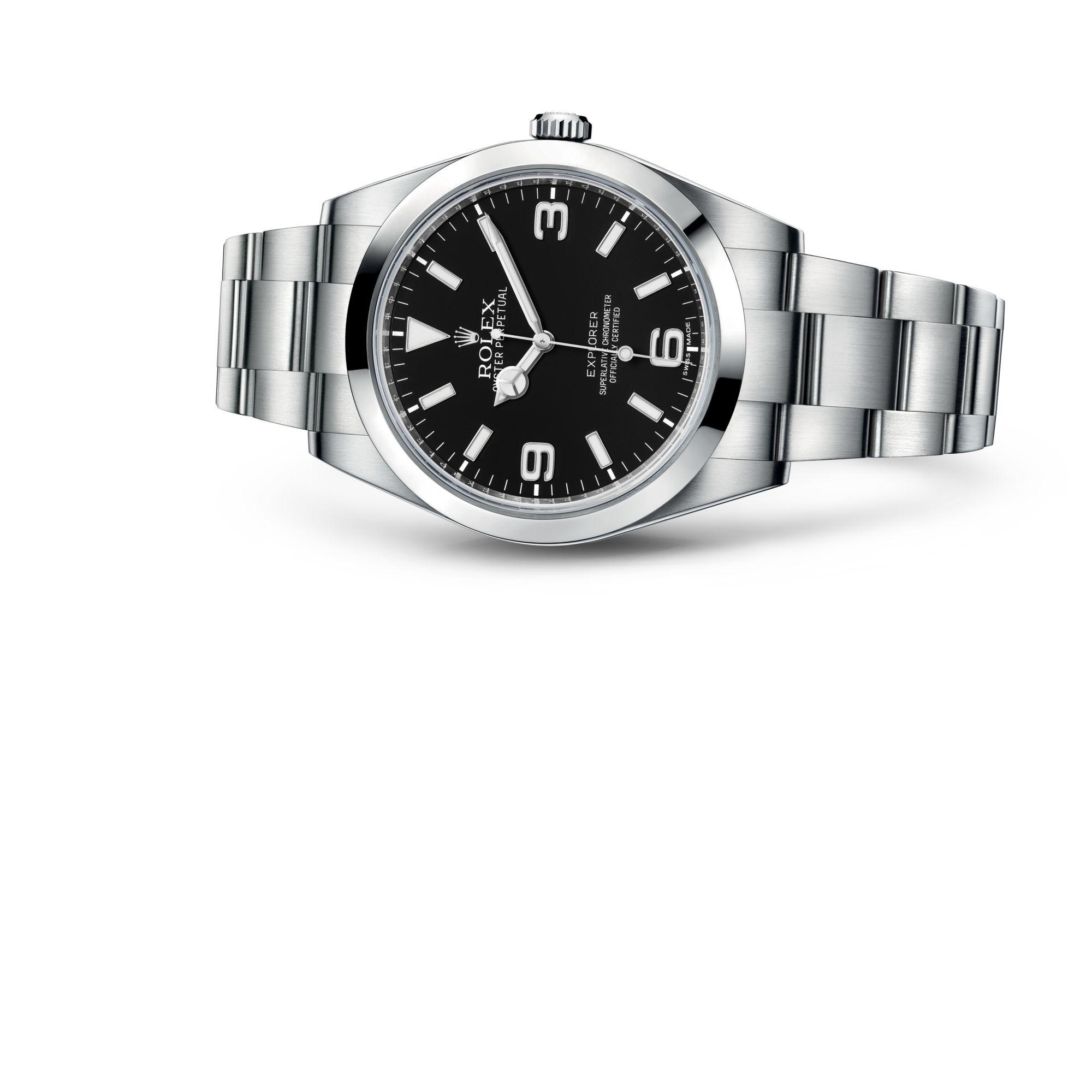 Rolex エクスプローラー M214270-0003