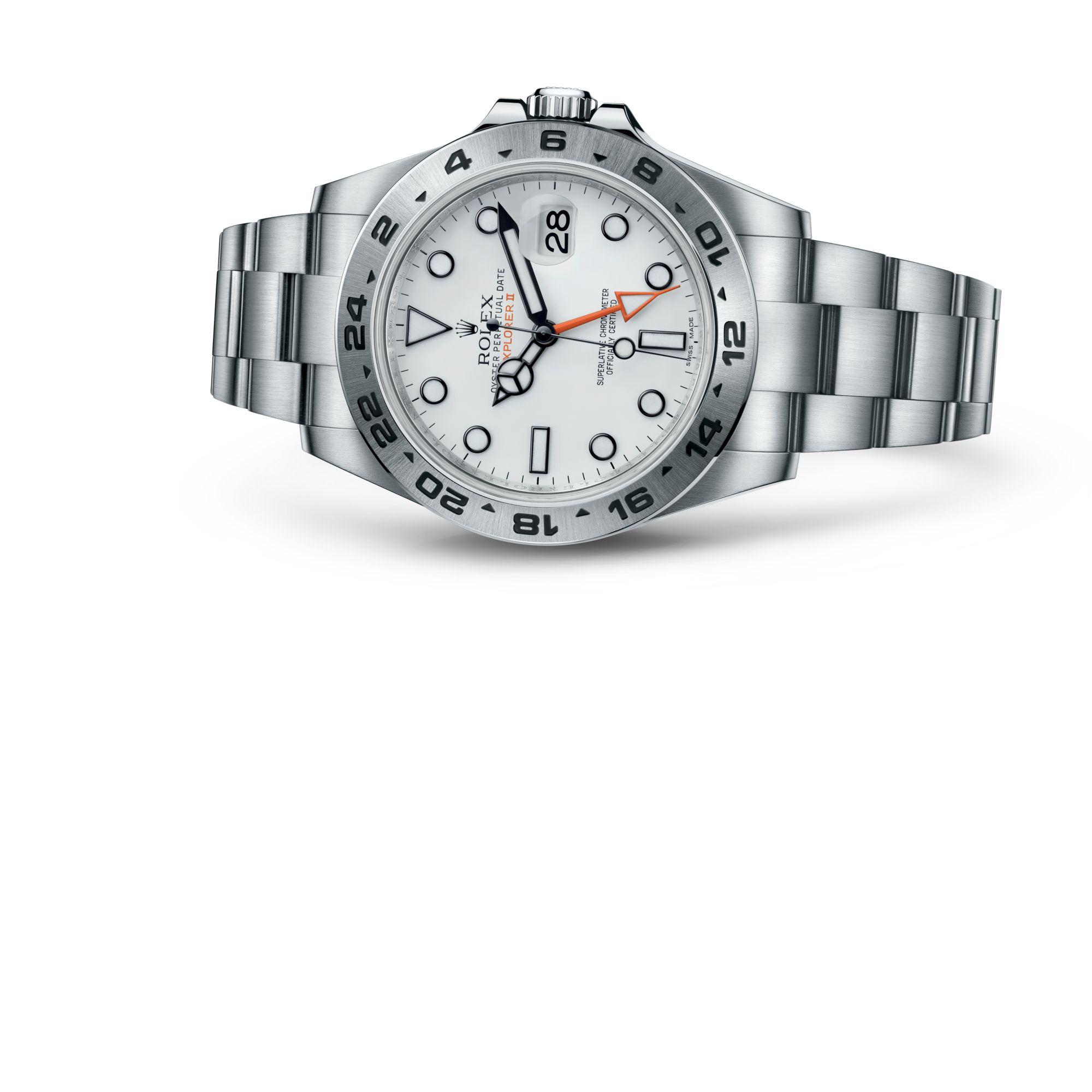 Rolex エクスプローラーⅡ M216570-0001