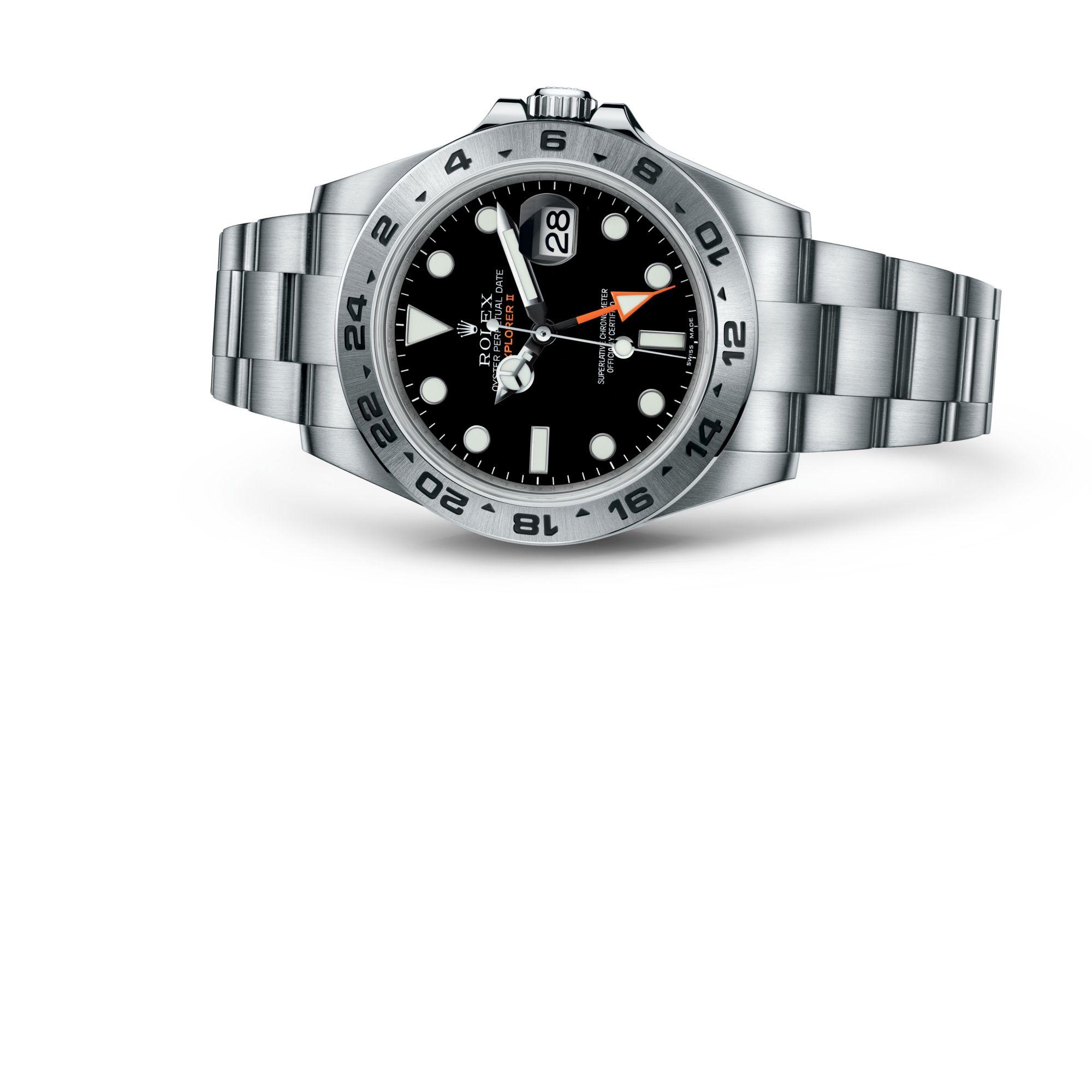 Rolex エクスプローラーⅡ M216570-0002