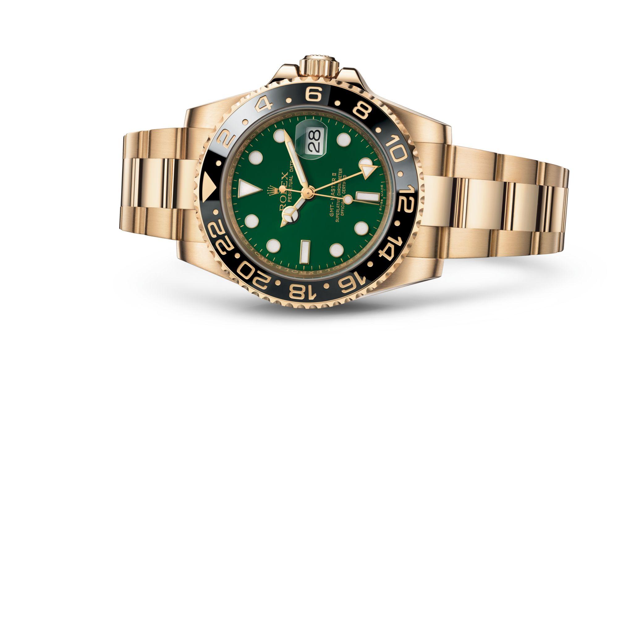 Rolex جي ام تي ماستر II M116718LN-0002