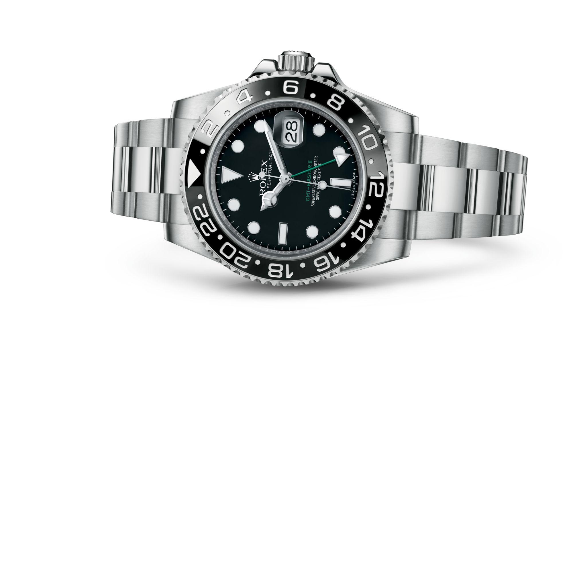 Rolex جي ام تي ماستر II M116710LN-0001