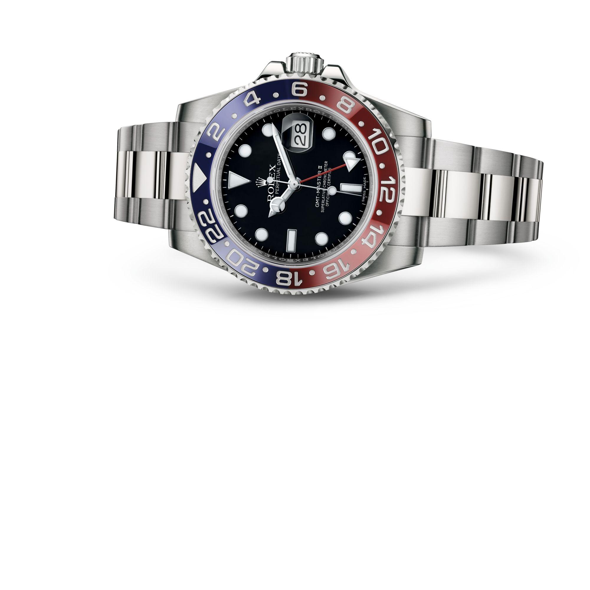 Rolex GMT-Master II M116719BLRO-0001